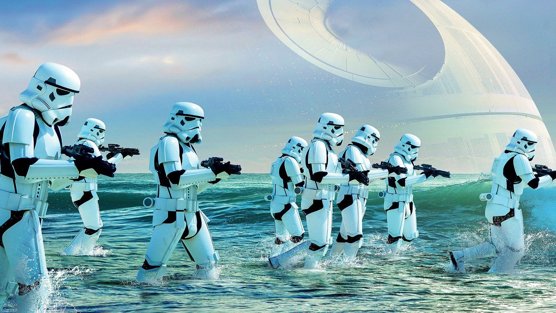 Star Wars Screensaver Picture