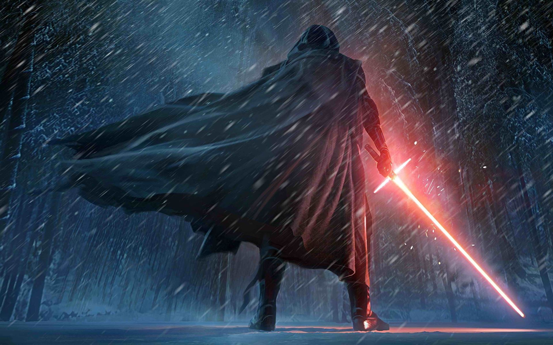 Star Wars Screensaver full wallpaper