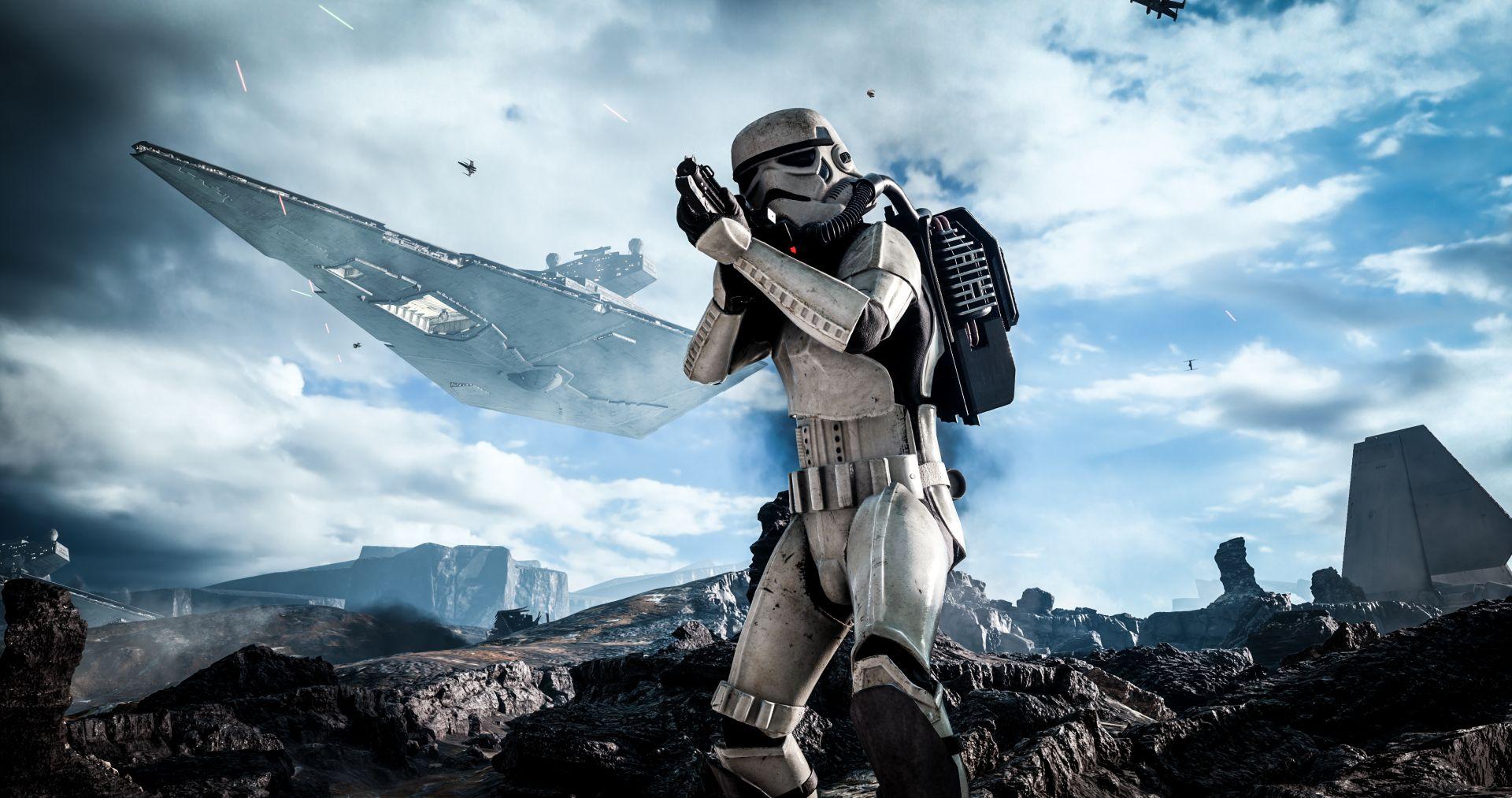 Star Wars Screensaver Background Wallpaper HD