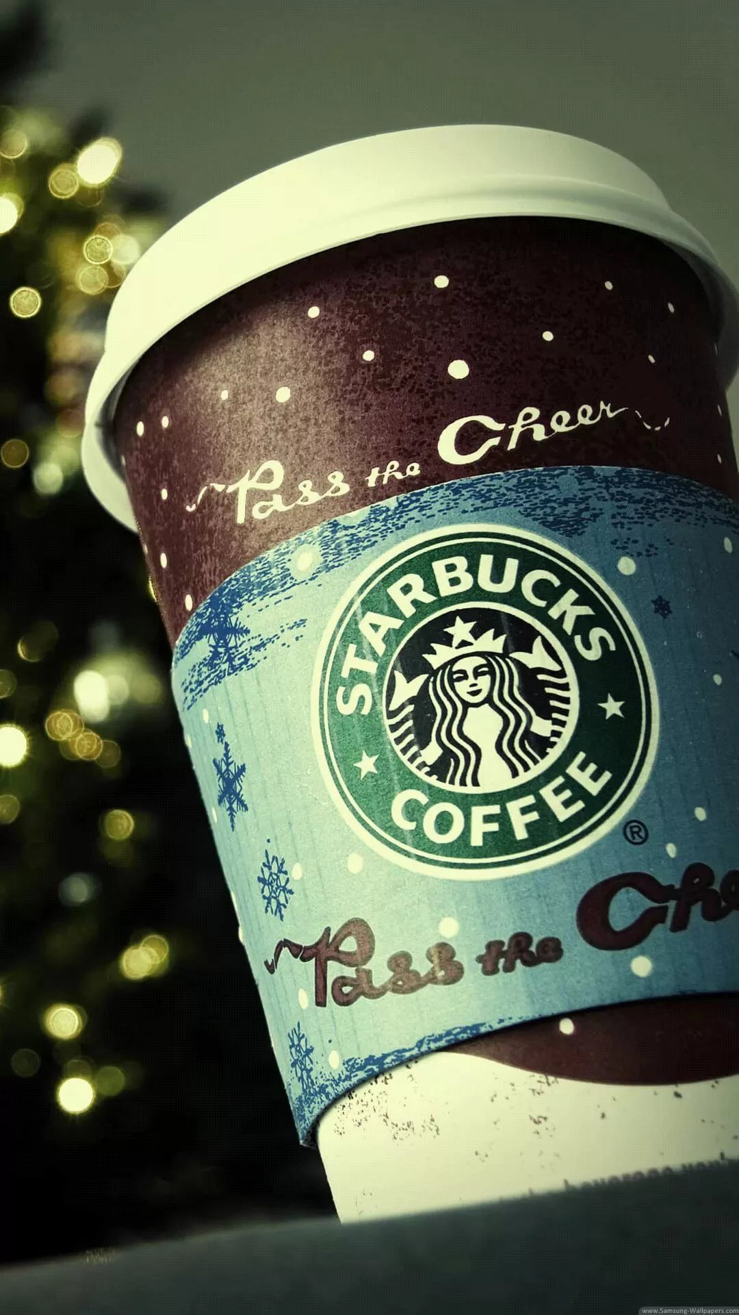 Starbucks iPhone 6 plus wallpaper