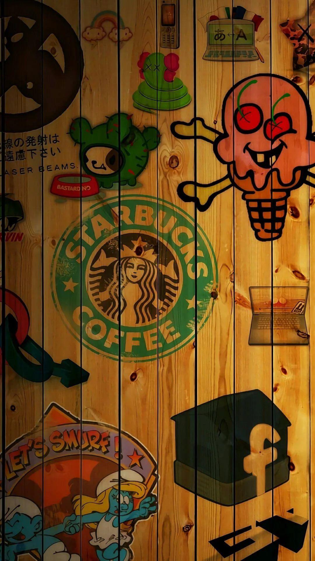 Starbucks wallpaper iPhone 5