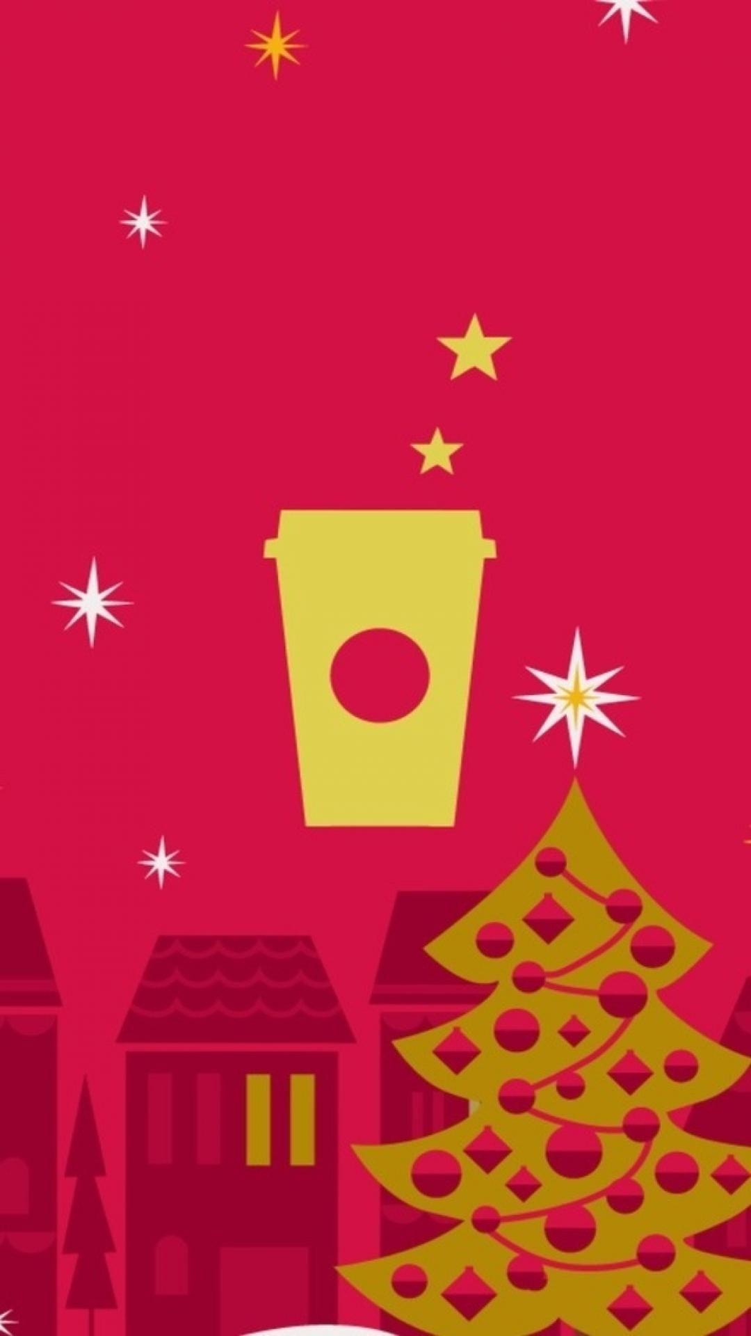 Starbucks iPhone 7 wallpaper
