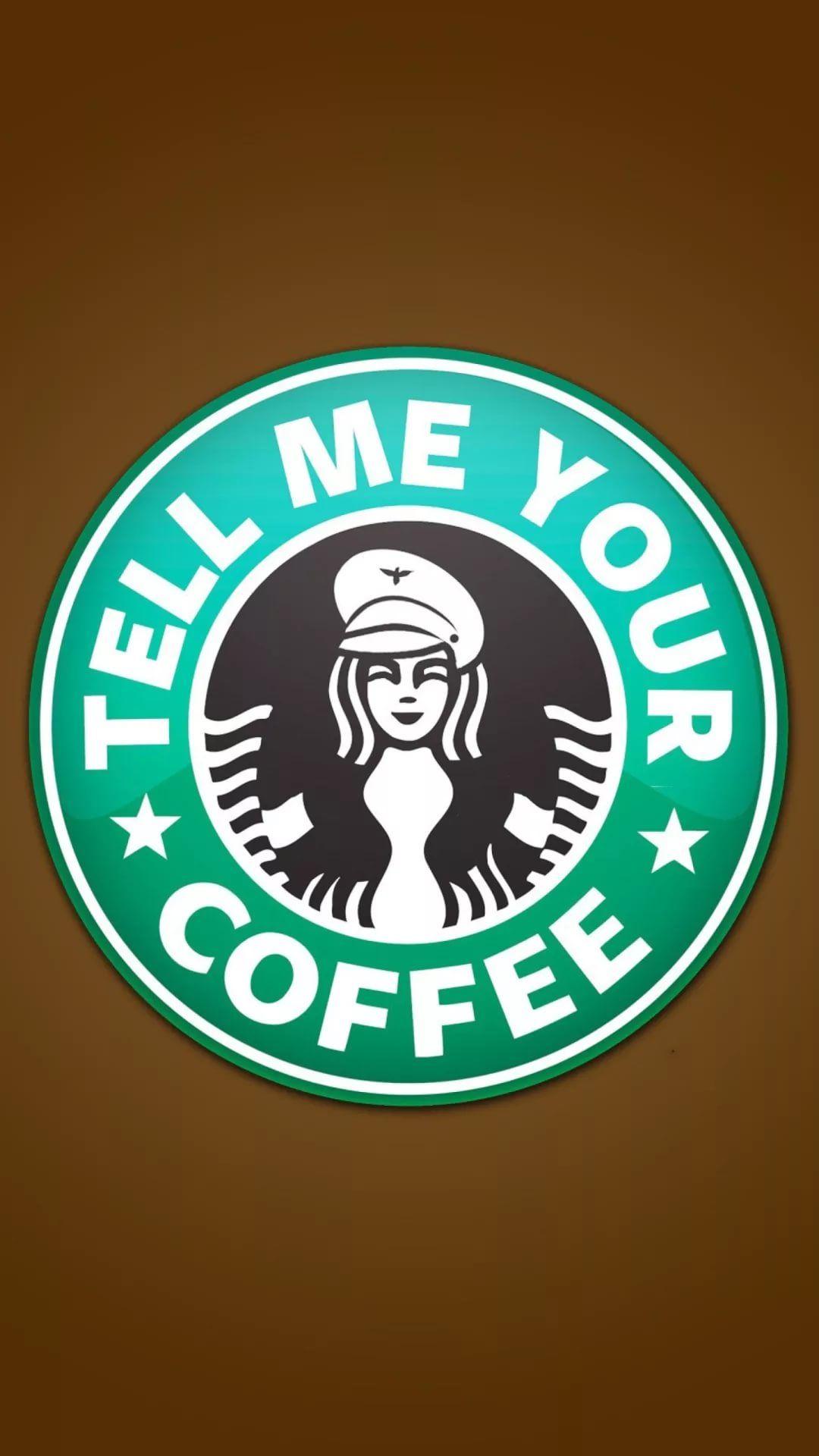 Starbucks iOS 7 wallpaper