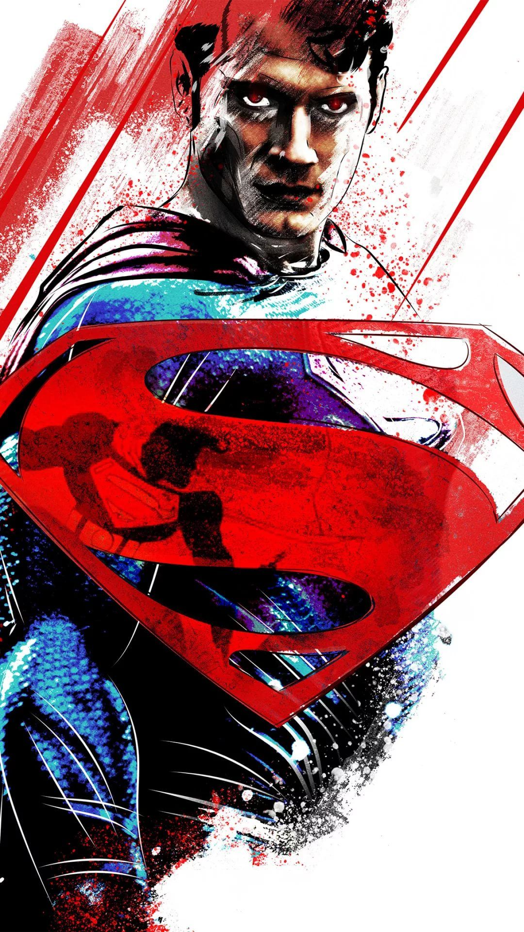 Superman iPhone xs max wallpaper