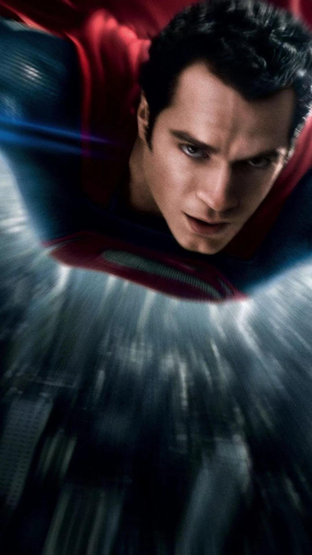 Superman iPhone xr wallpaper