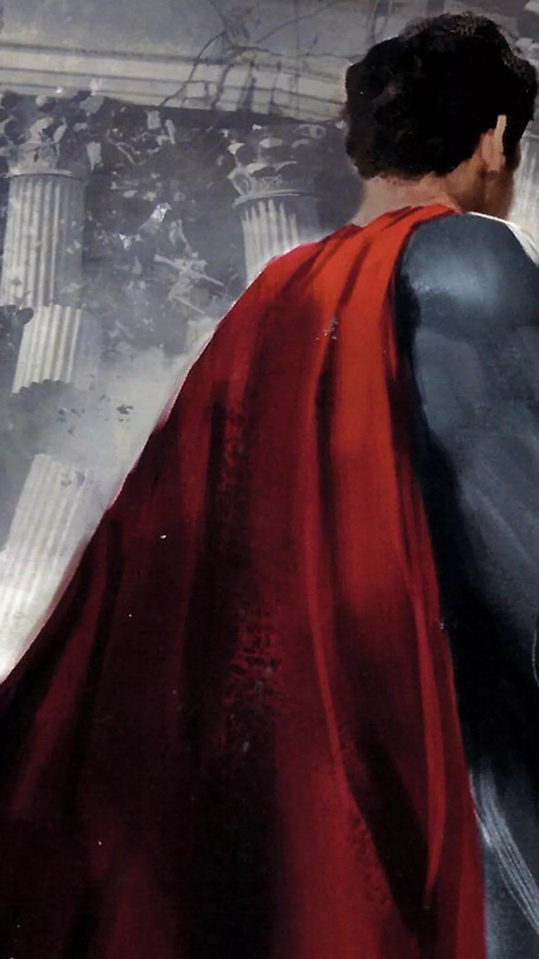 Superman screen saver wallpaper