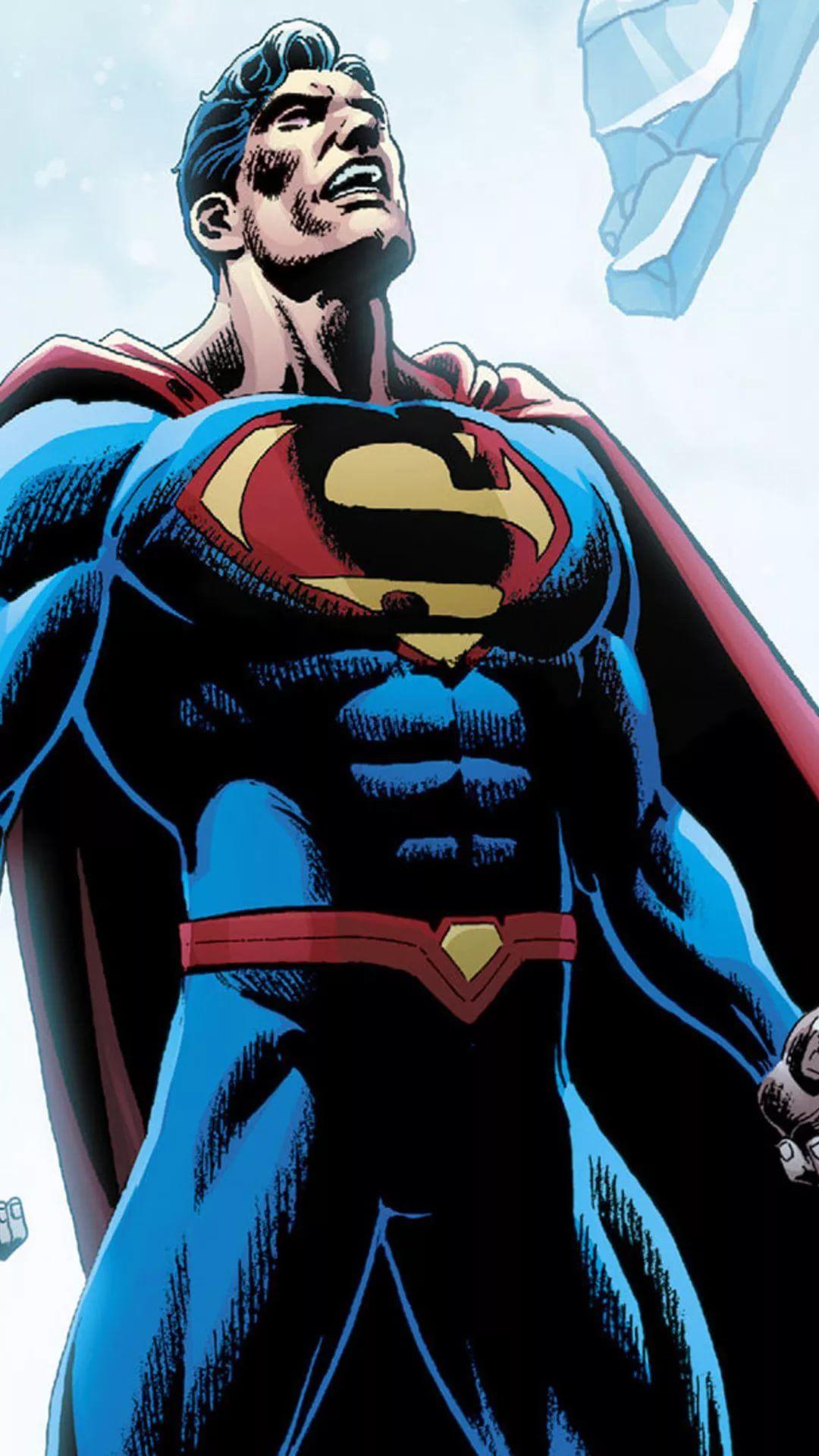 Superman live wallpaper iPhone