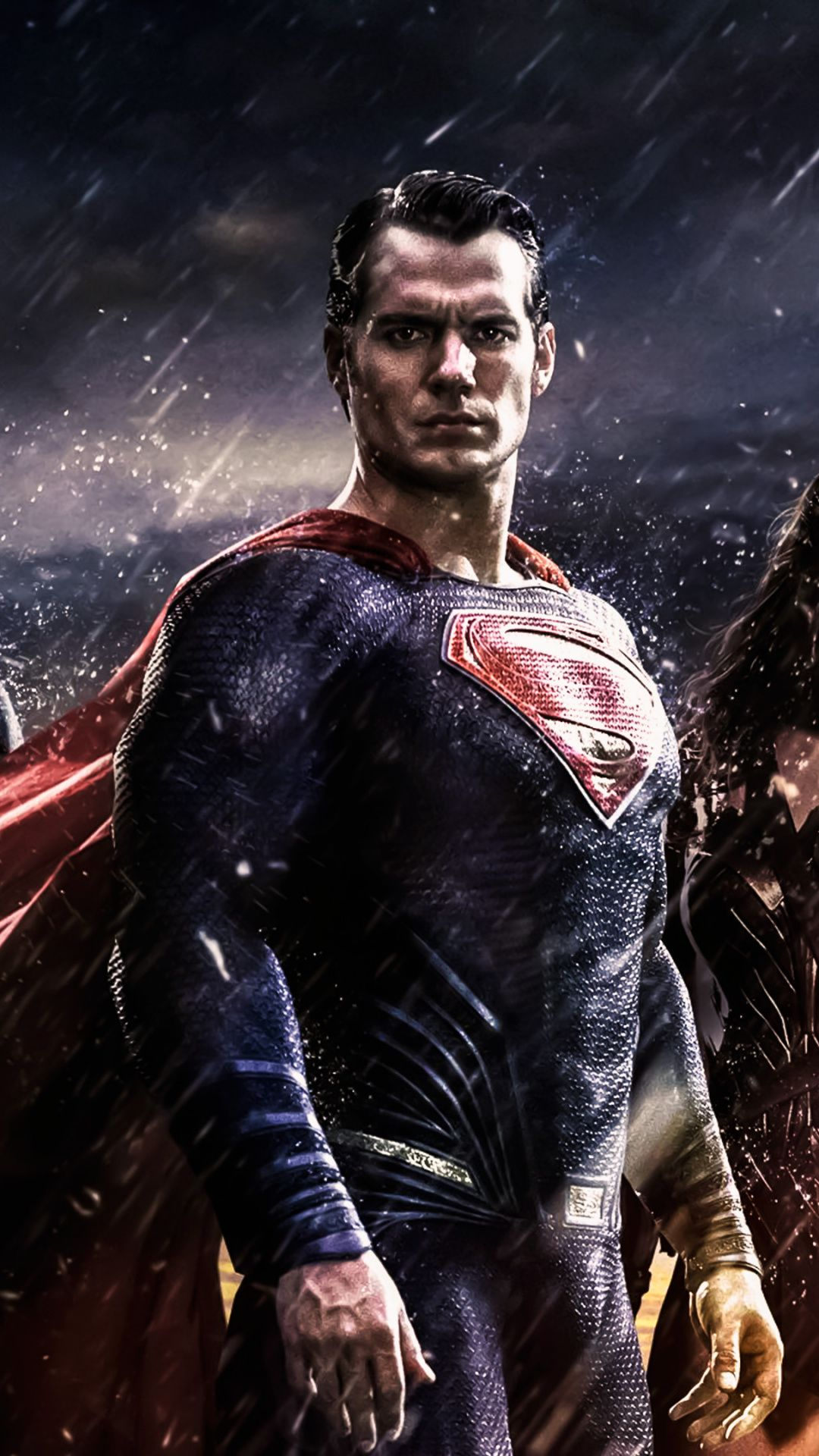 Superman wallpaper for your phone
