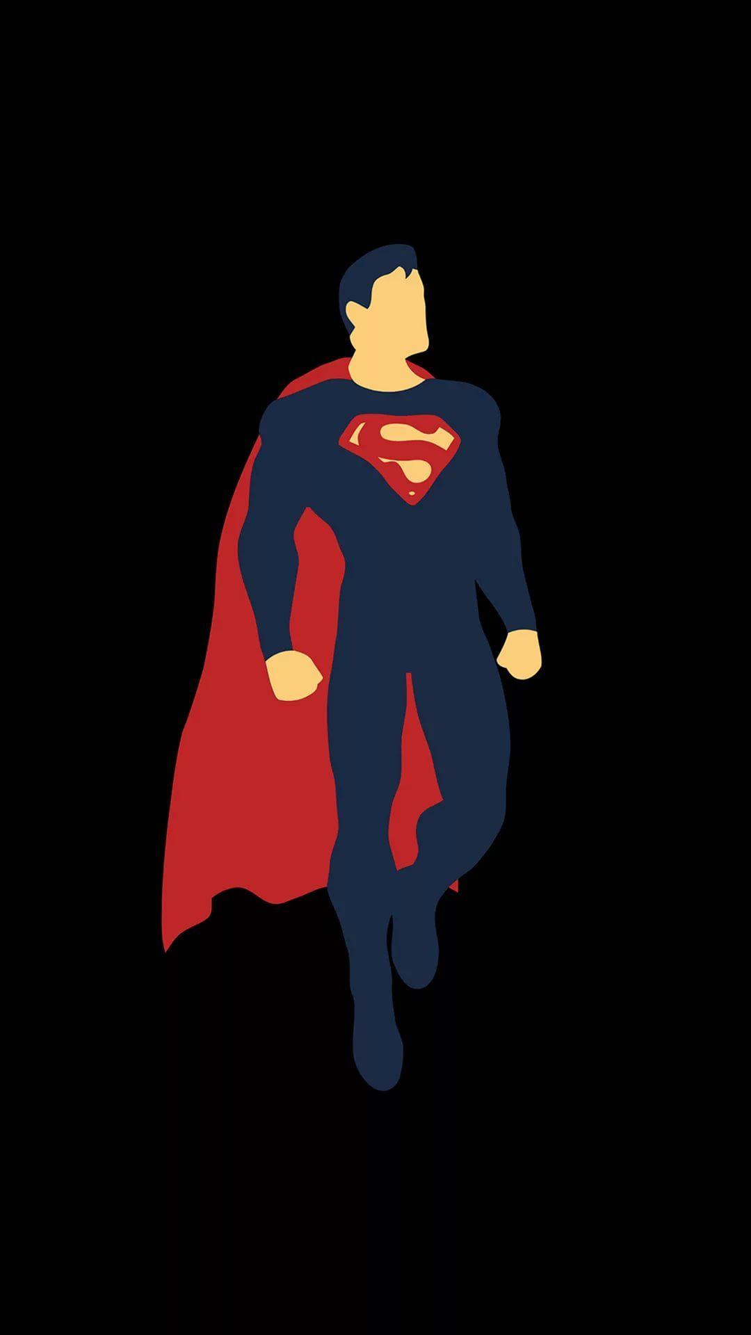 Superman color wallpaper
