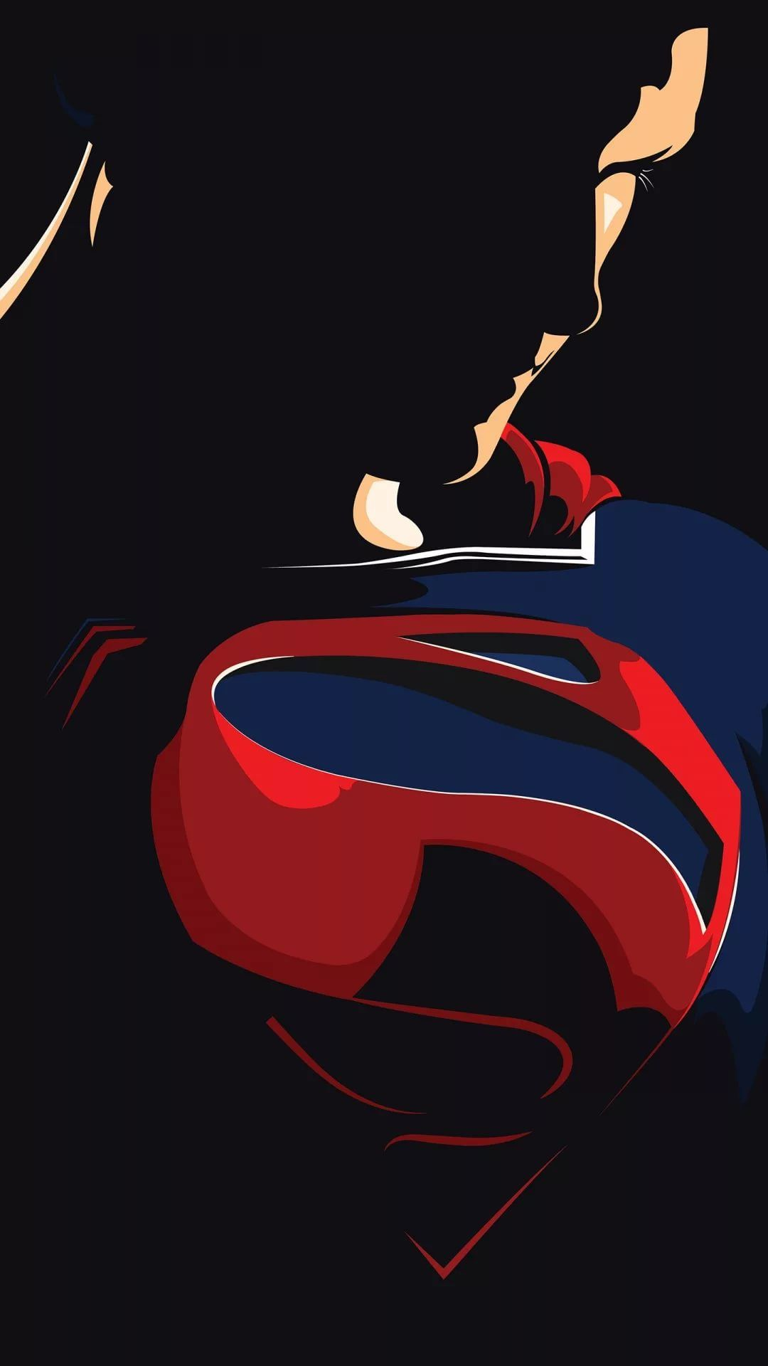 Superman cool wallpapers for iPhone 6