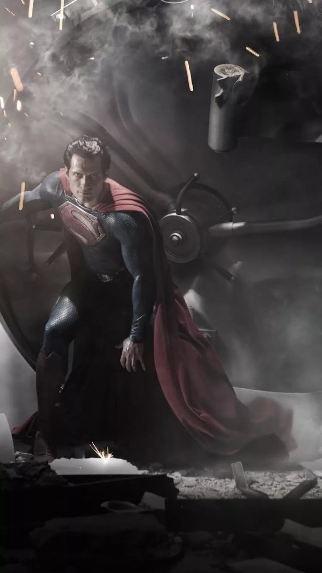 Superman HD wallpaper for iPhone 6 1080p