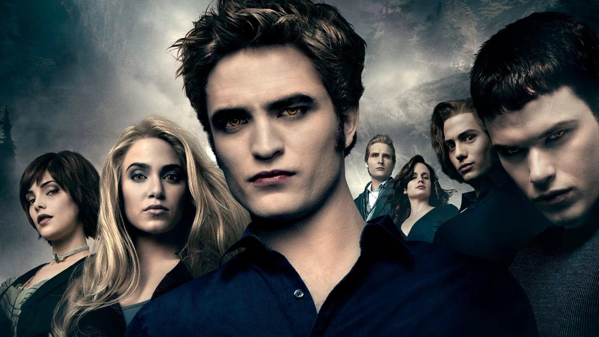 Twilight Saga Background