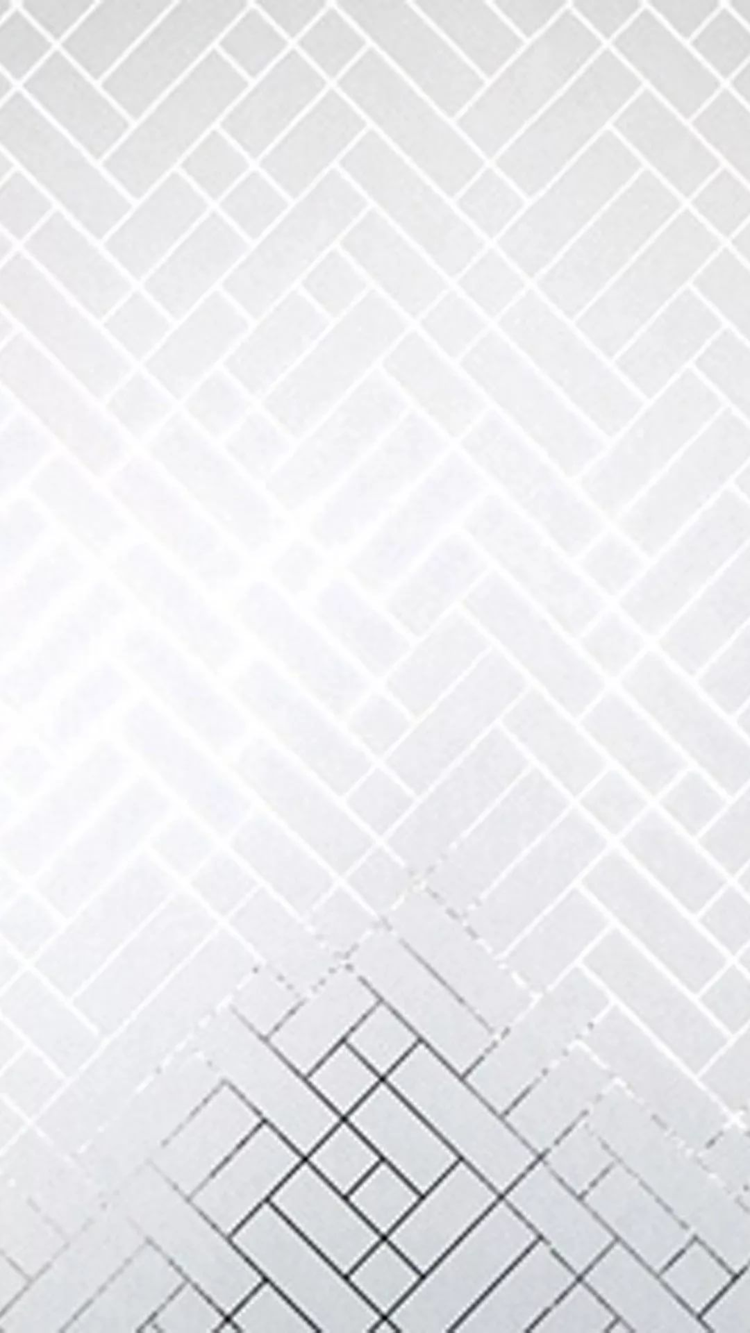 White wallpaper for Android