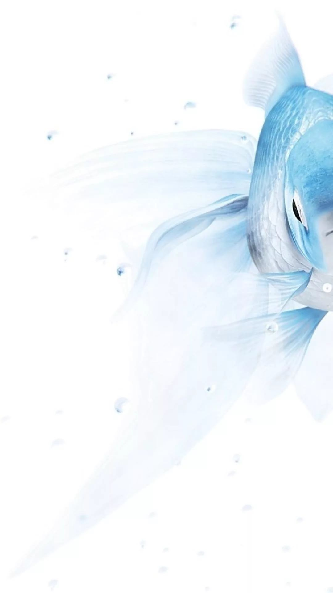 White iOS 10 wallpaper