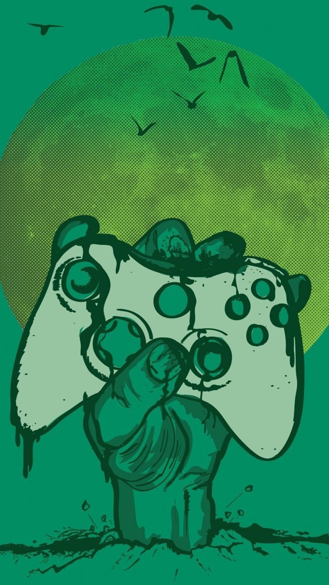 Xbox Art, Joystick