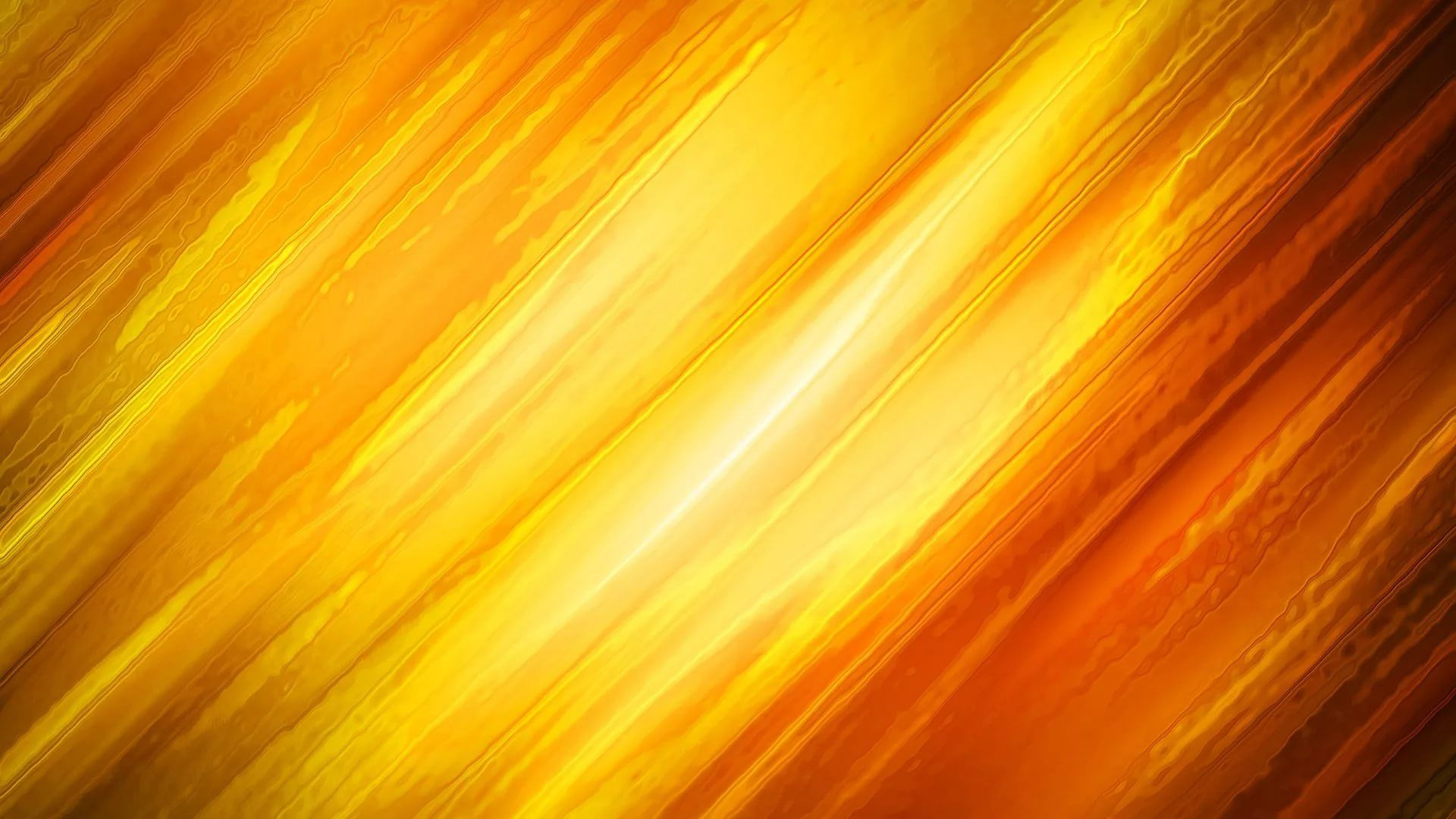 Yellow Abstract Picture
