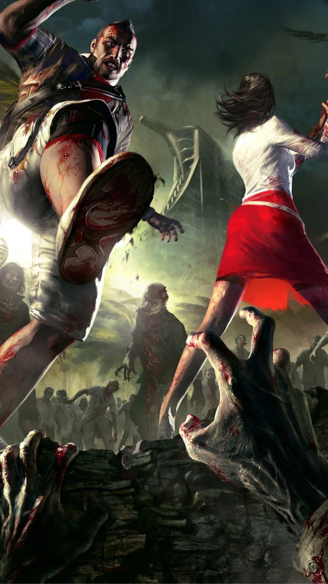 Zombie iPhone 6 Wallpaper