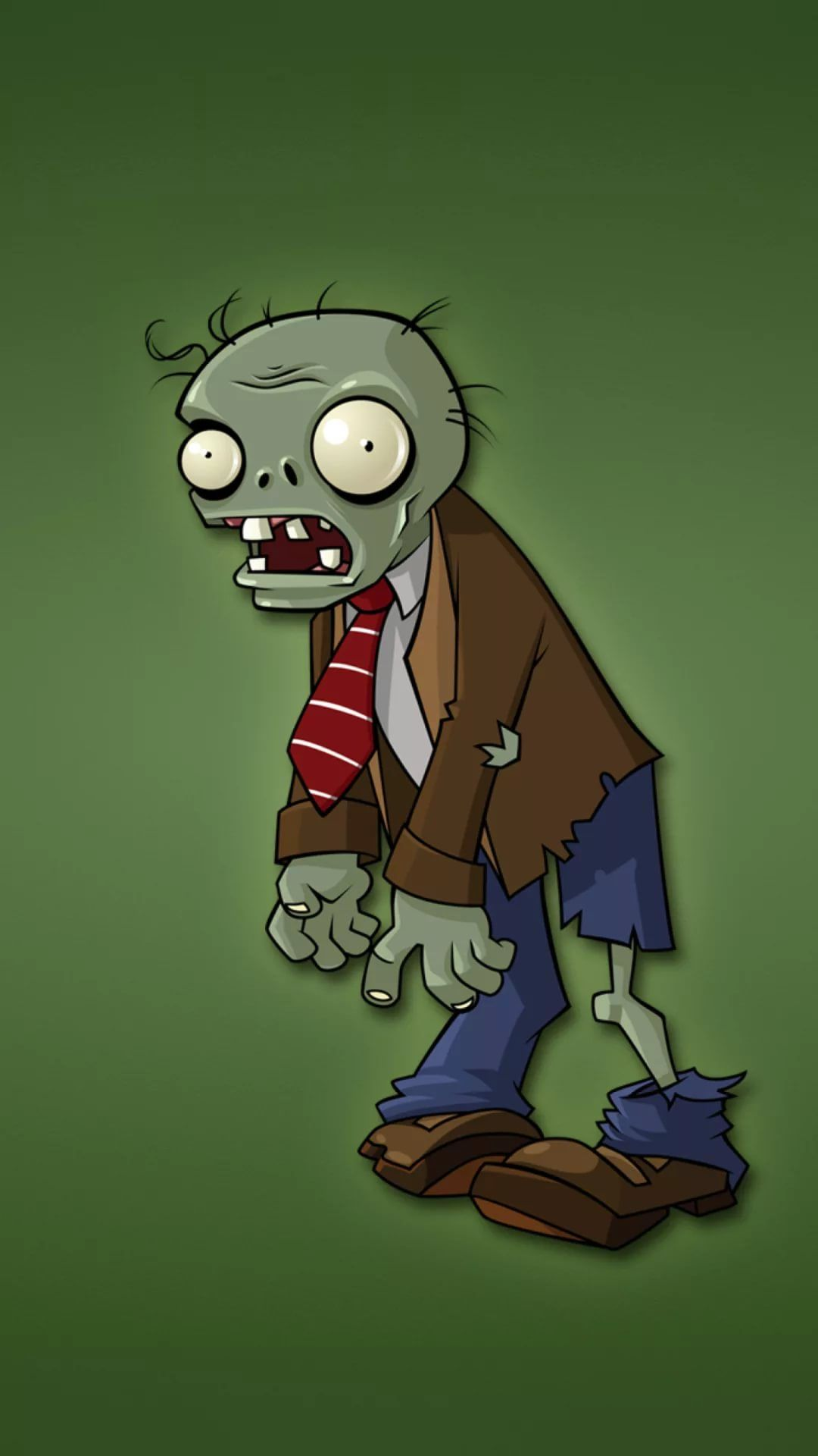 Zombie HD wallpaper for mobile