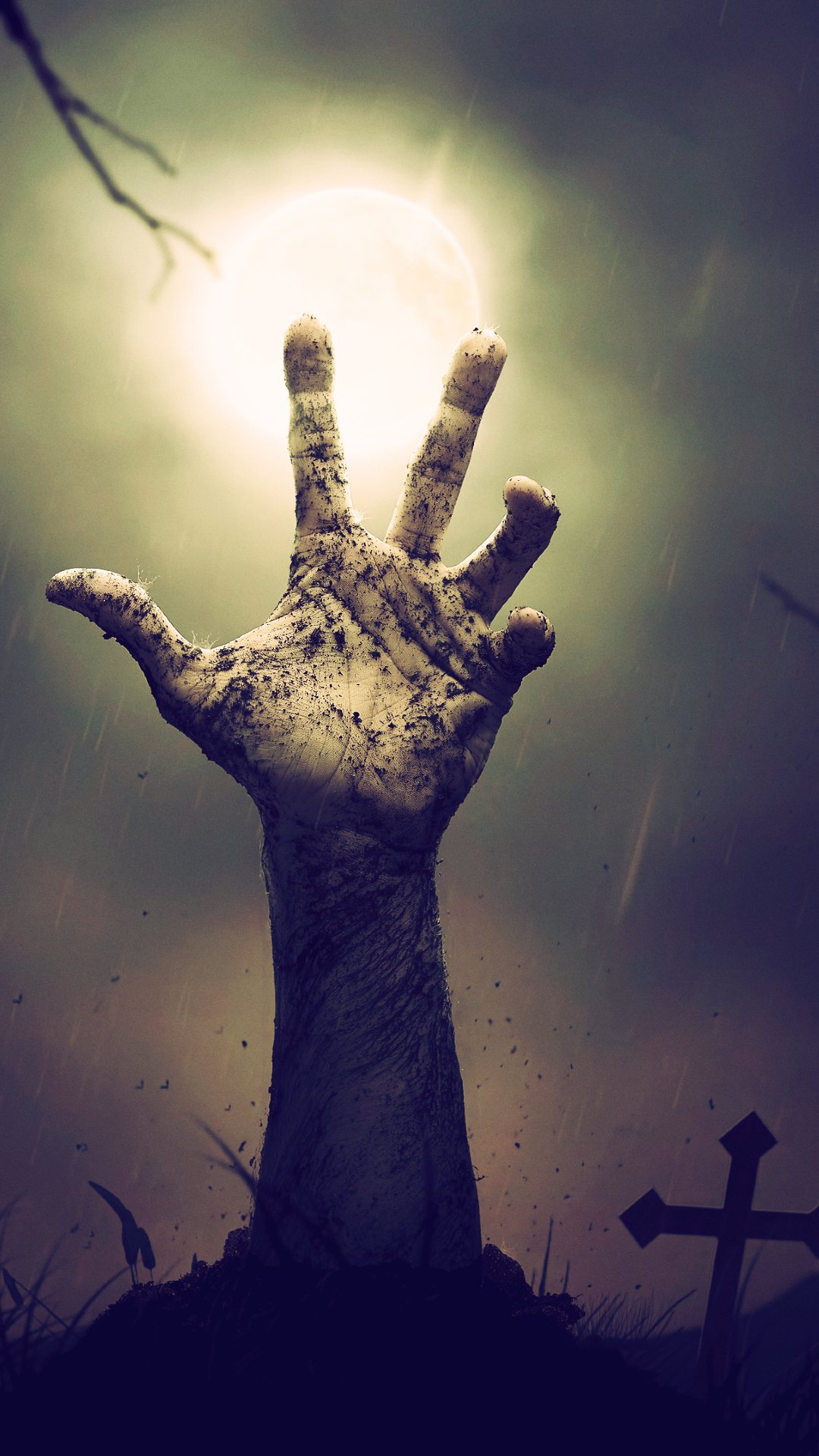 Zombie, Hand From The Grave Image