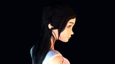 3D Girl High Definition