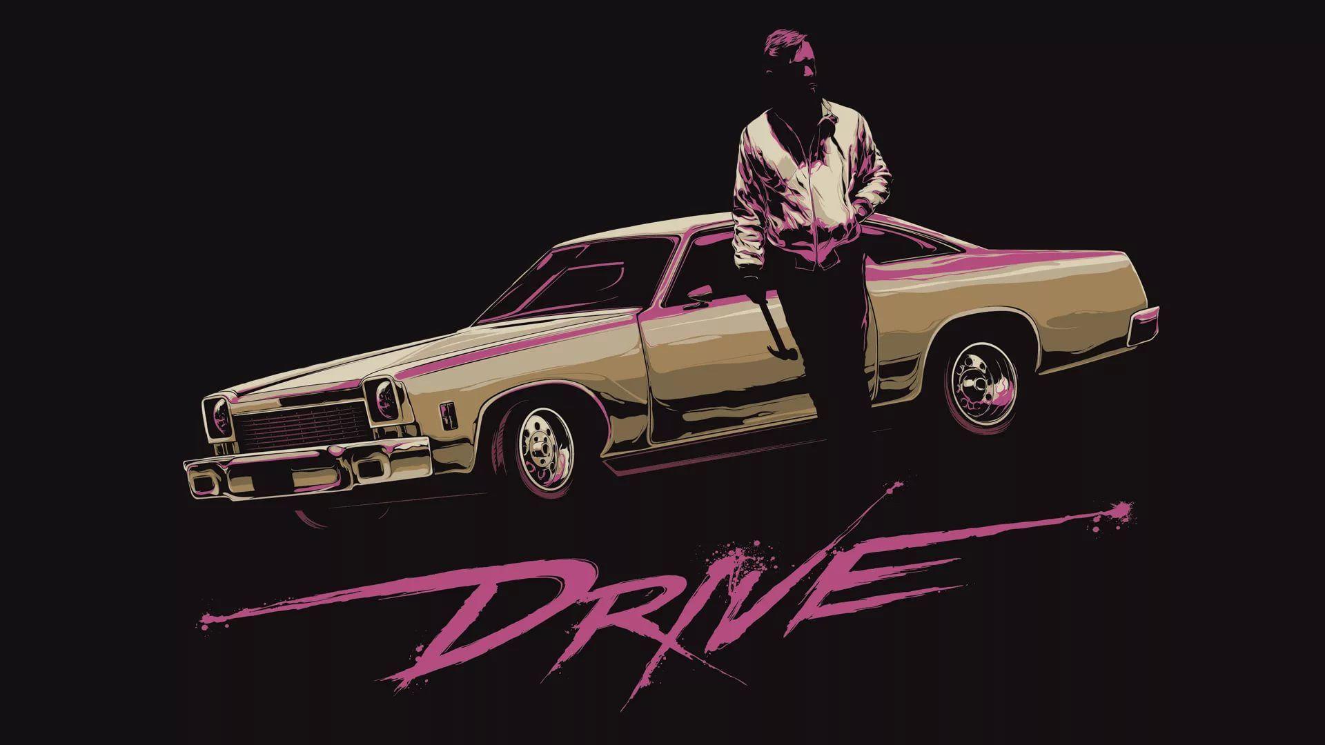 Drive Movie desktop wallpaper