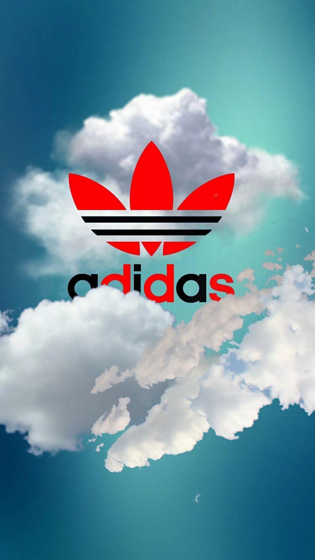Adidas phone background
