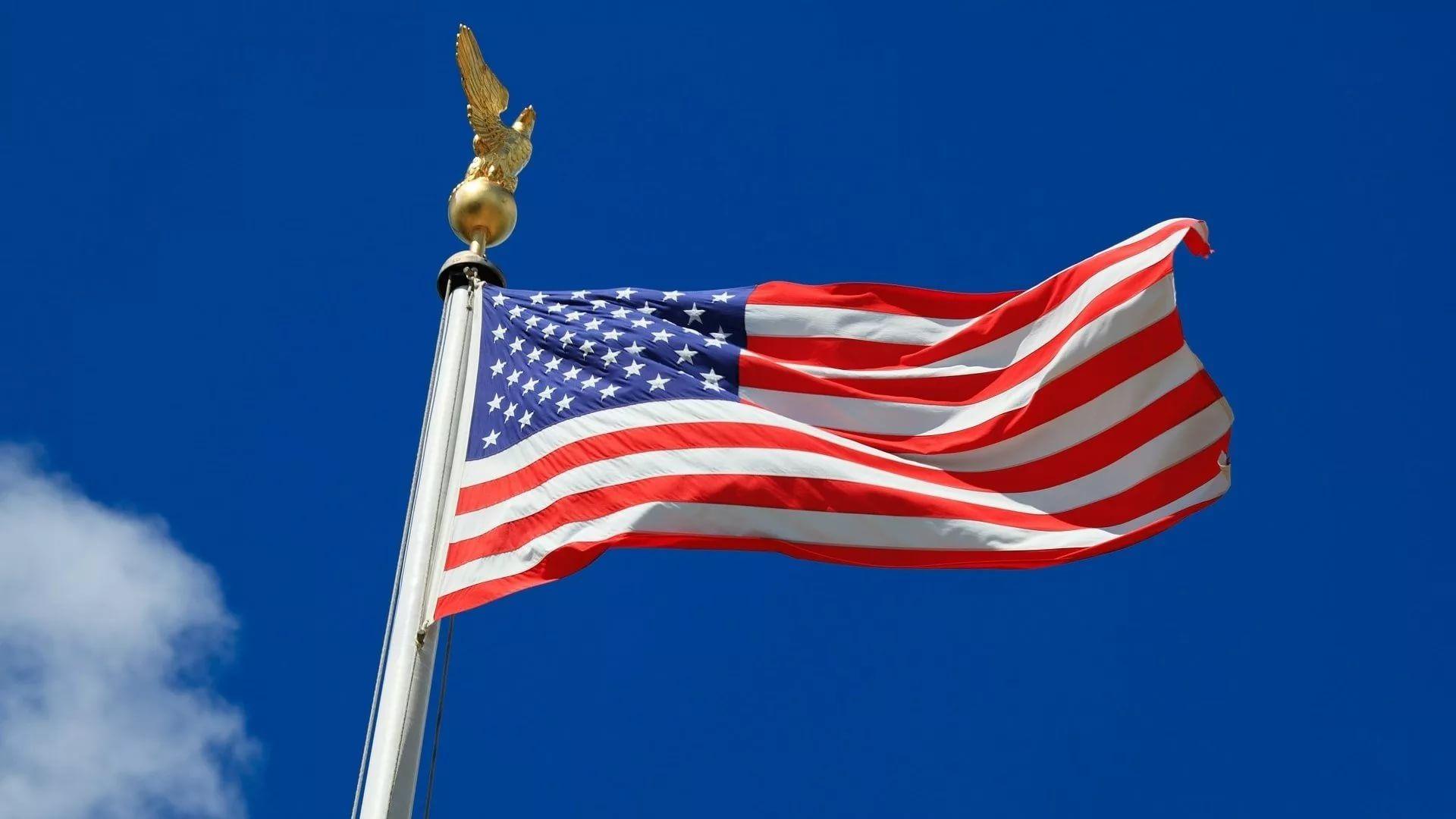 America Flag PC Wallpaper HD