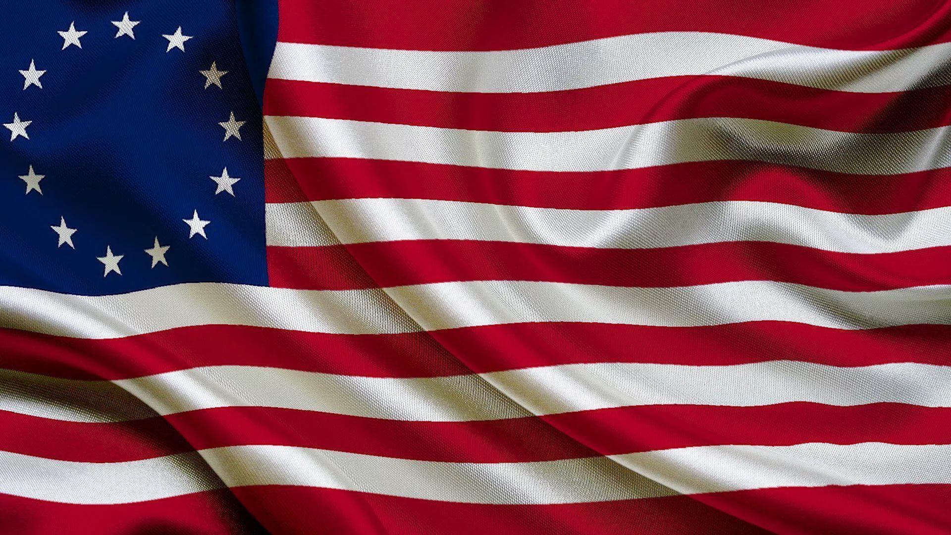 America Flag Good Wallpaper