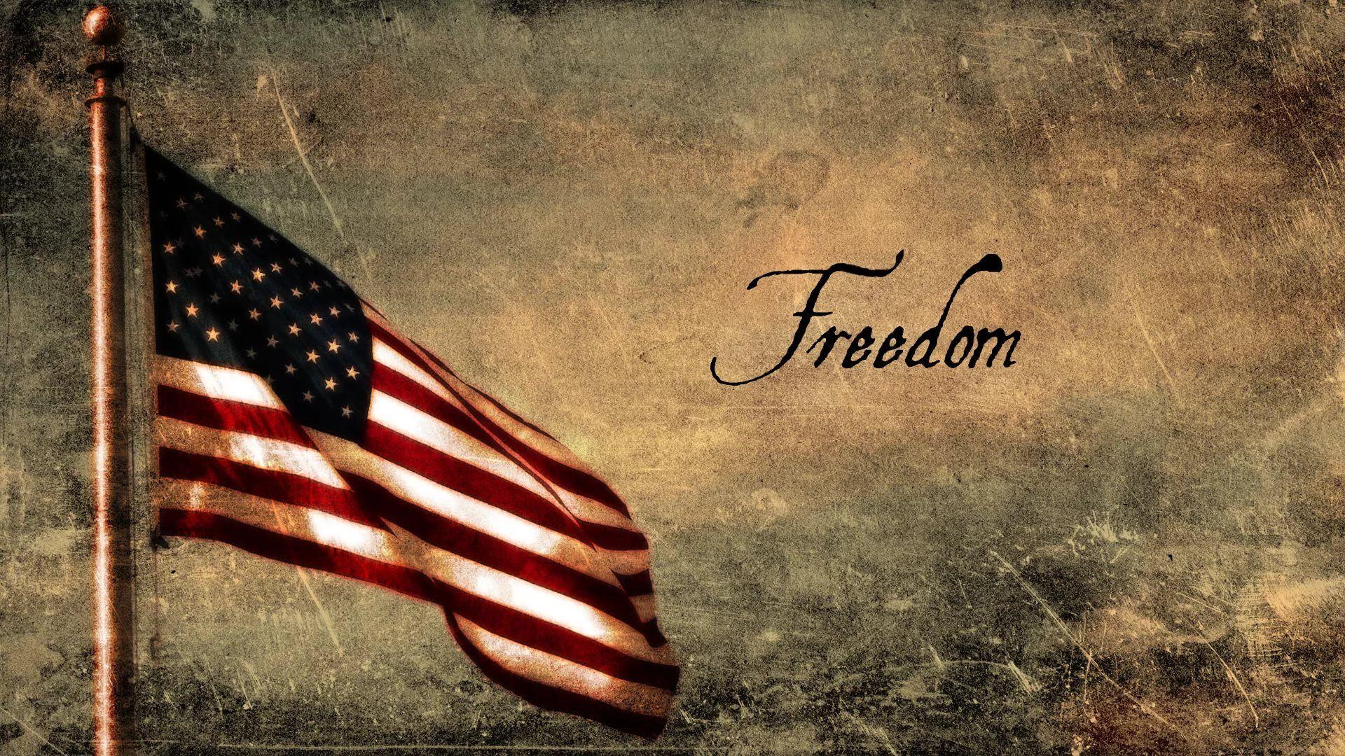 America Flag wallpaper photo