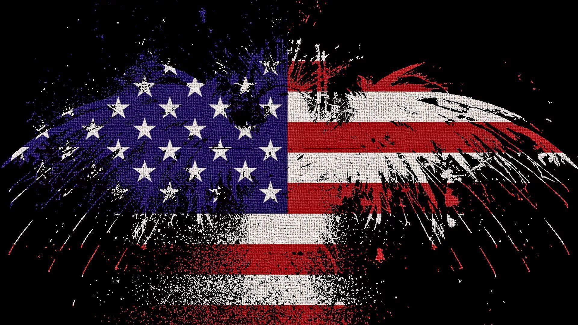 America Flag vertical wallpaper hd