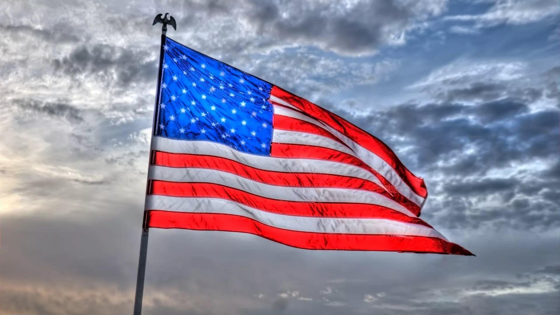 America Flag computer wallpaper