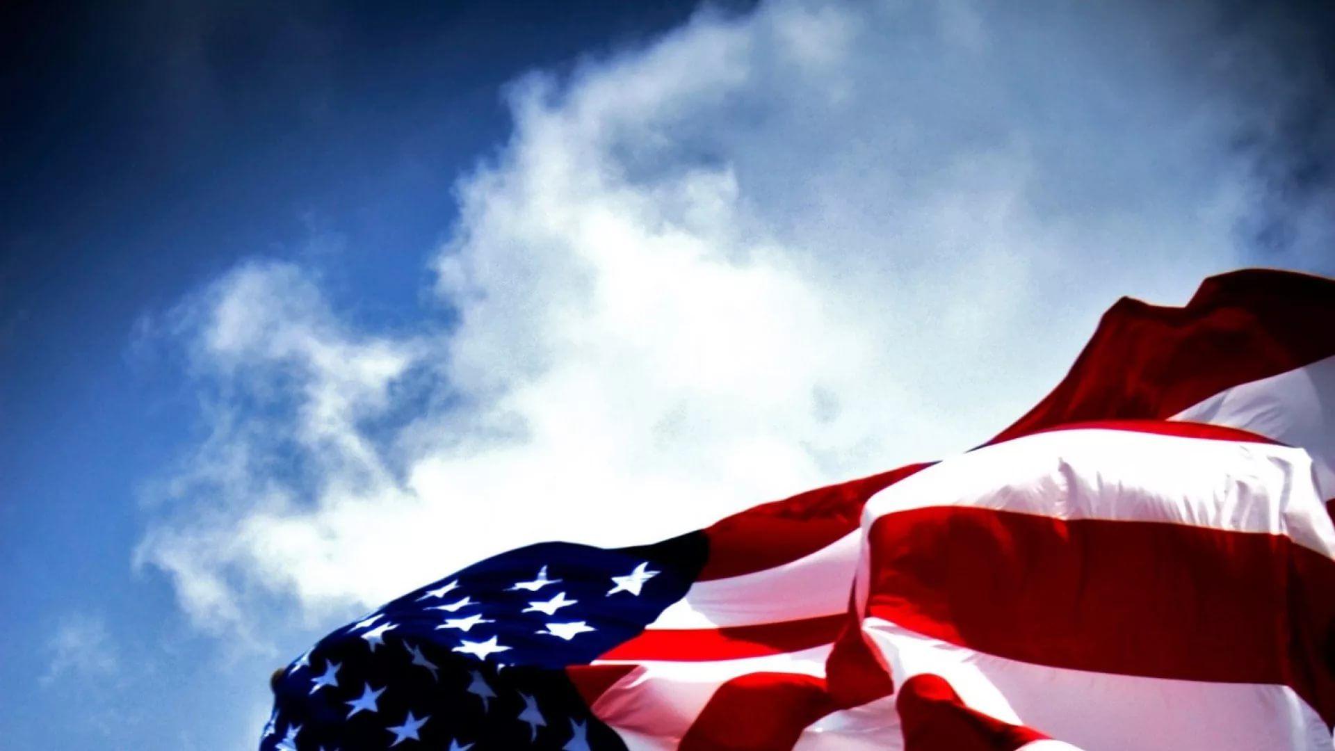 America Flag Wallpaper Image