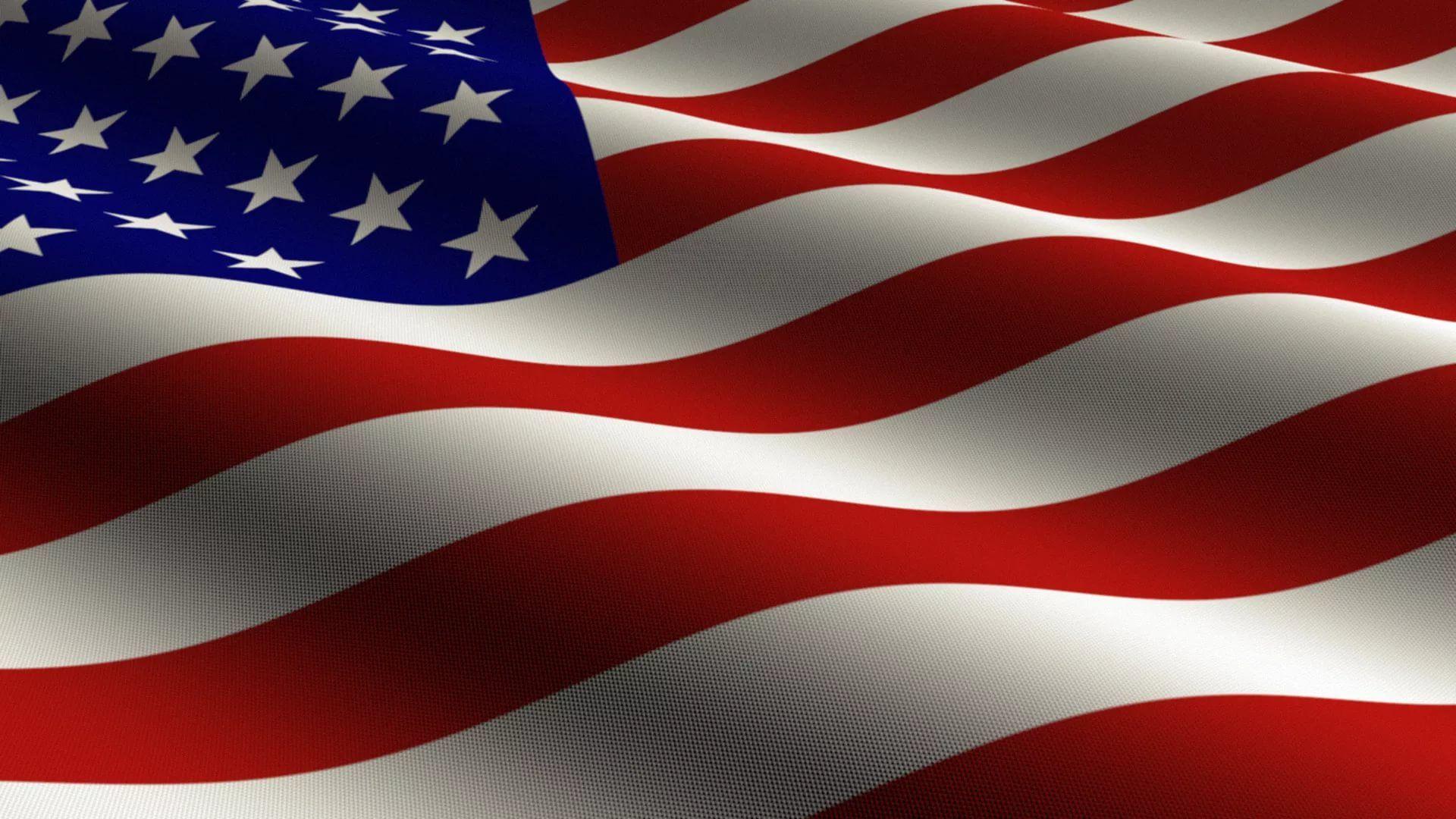 America Flag full wallpaper