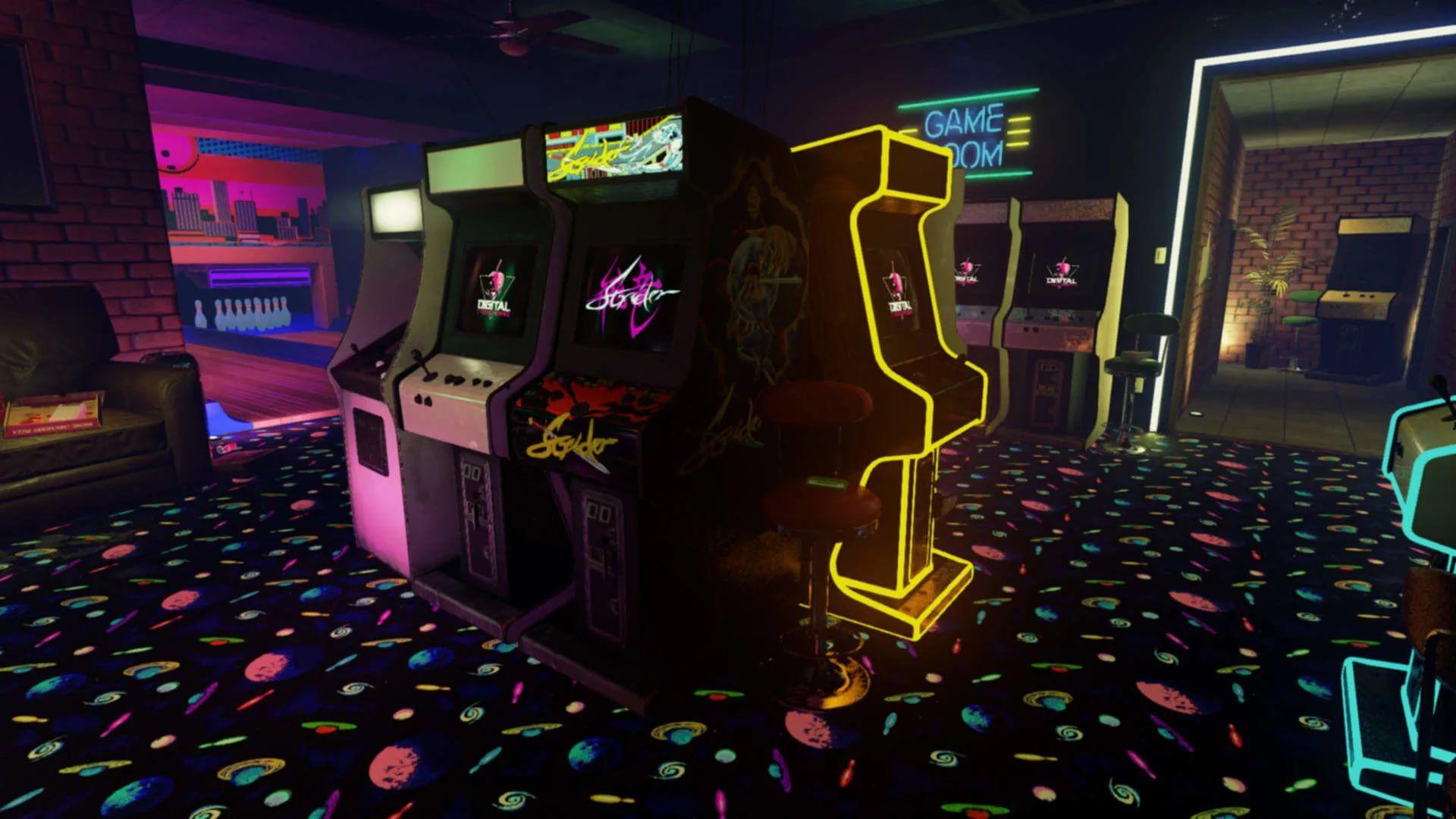 Arcade High Definition
