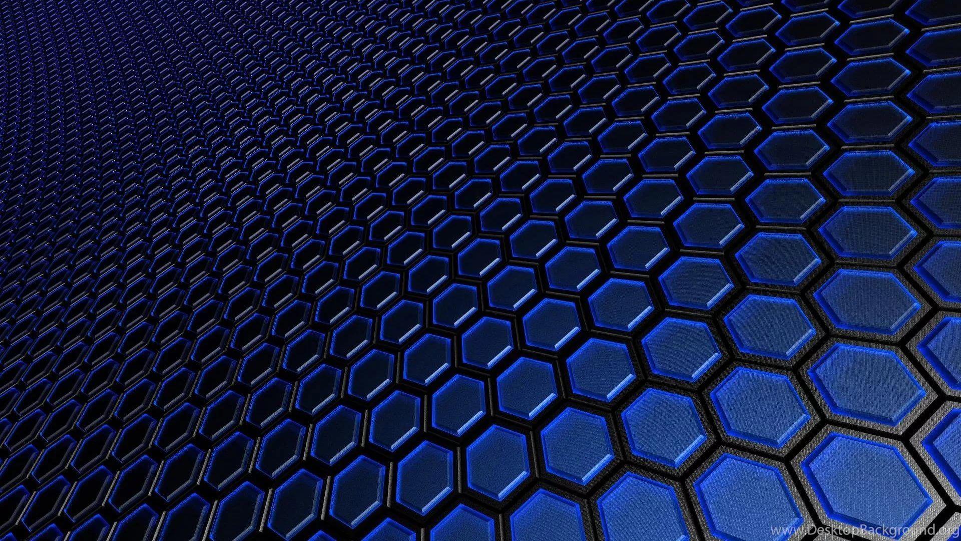 Black And Blue full wallpaper