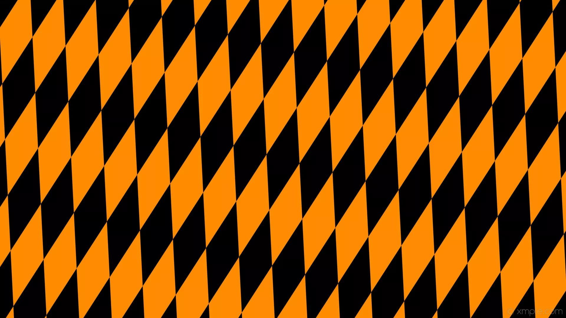 Black And Orange Pic