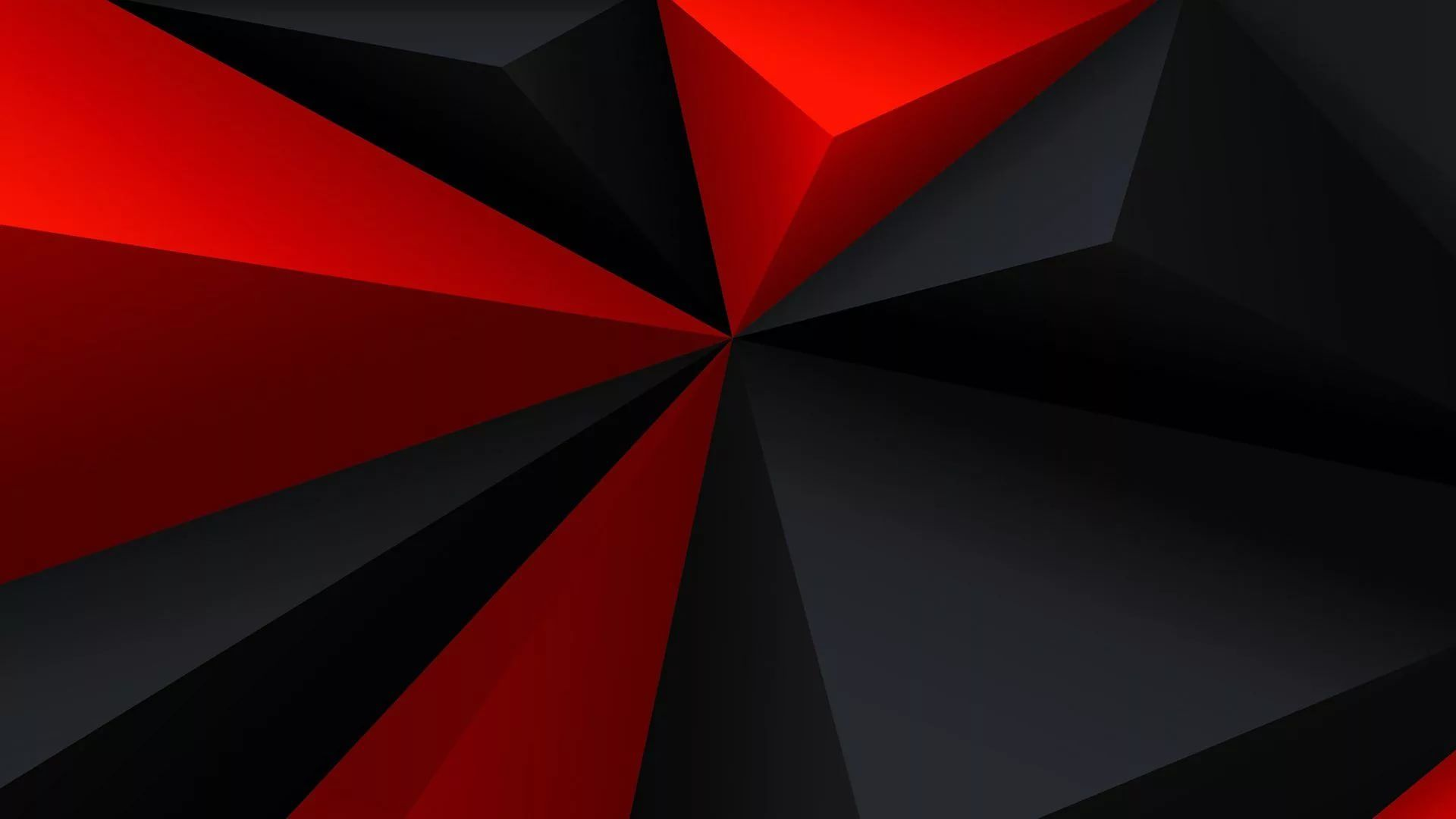 Black And Red Cool HD Wallpaper