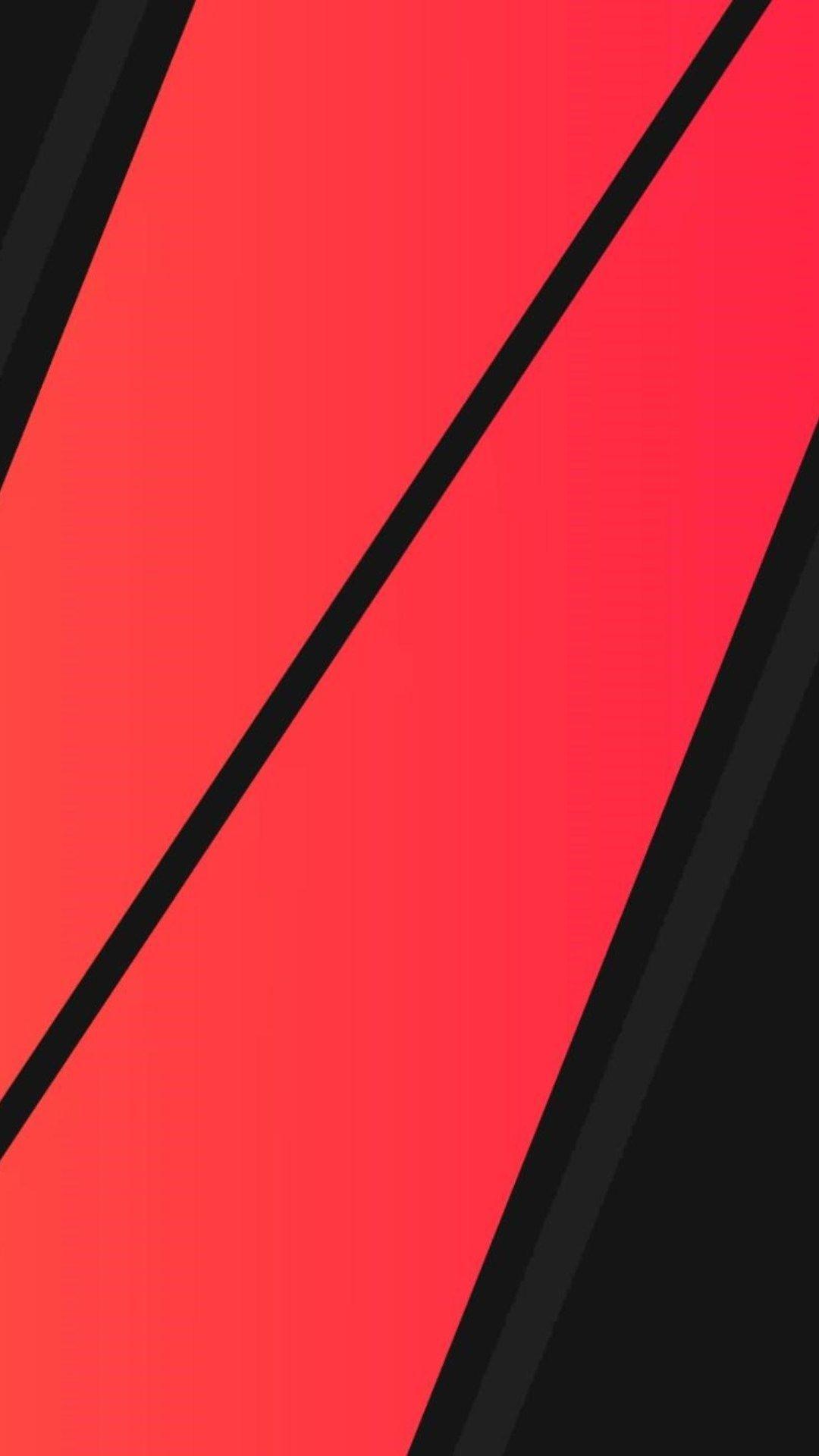 Black Red iPhone hd wallpaper