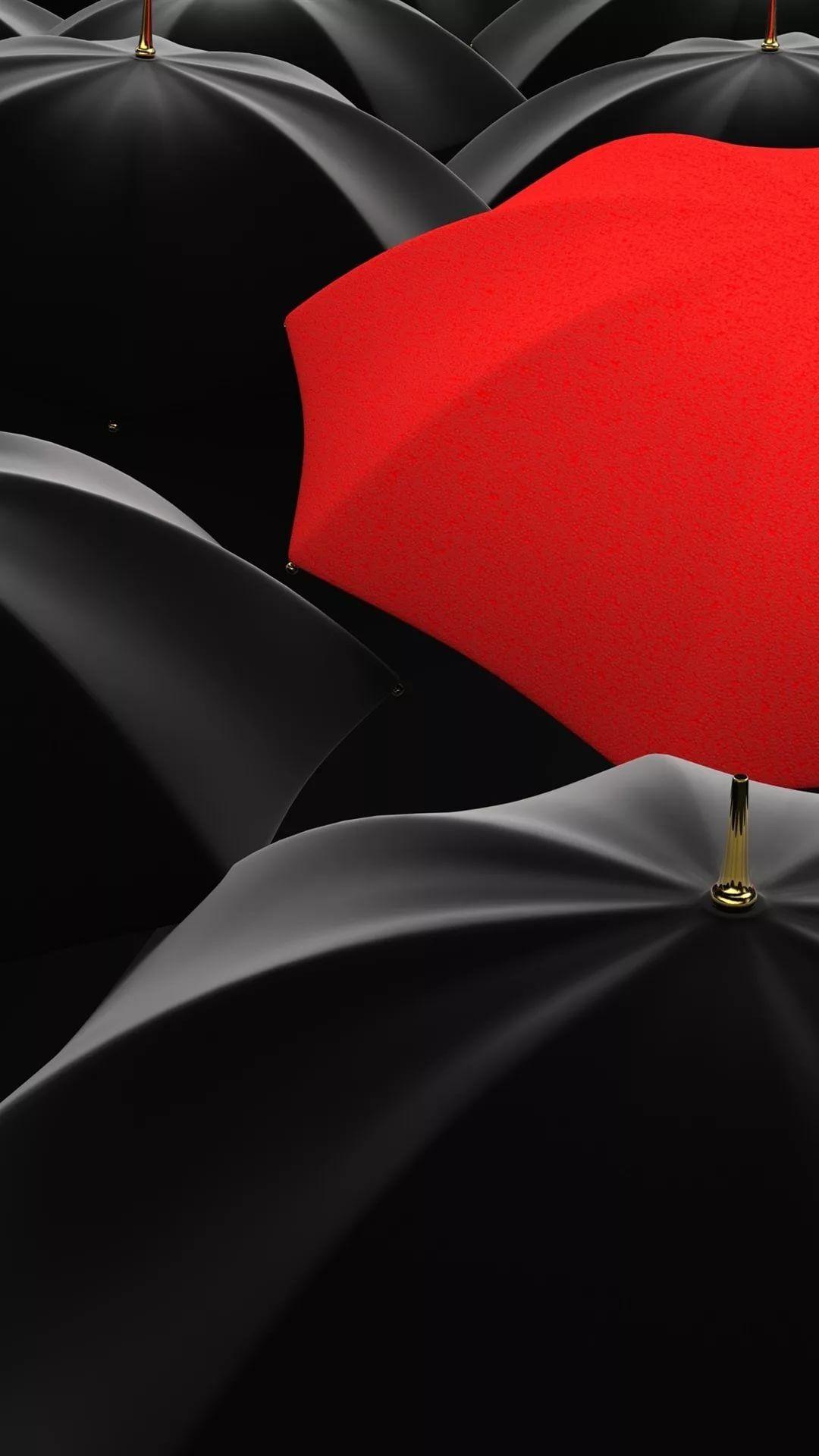 Black Red iPhone 6 wallpaper