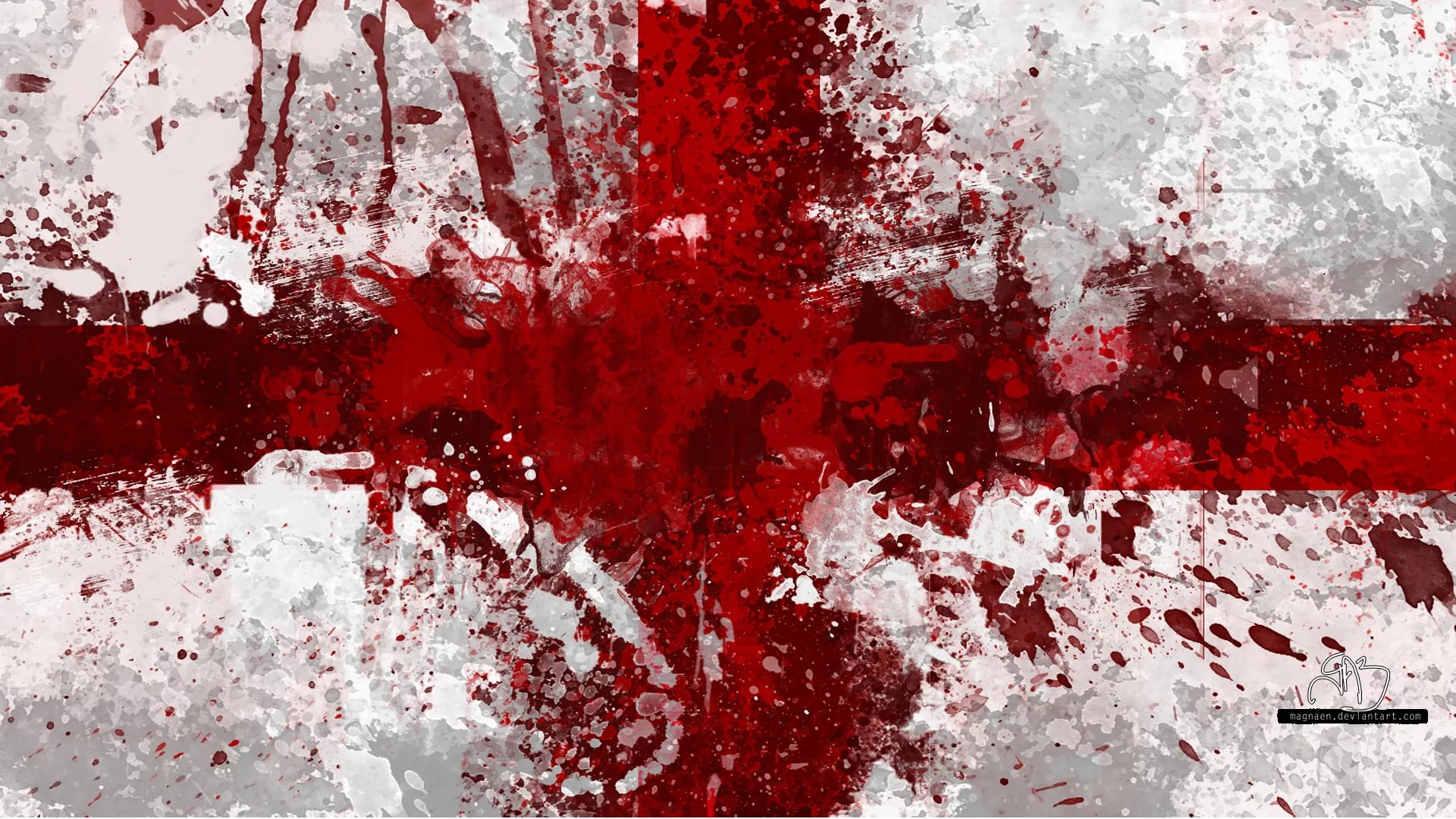 Blood wallpaper