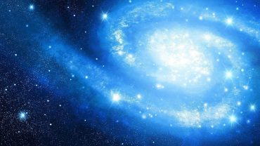 Blue Galaxy wallpaper photo full hd