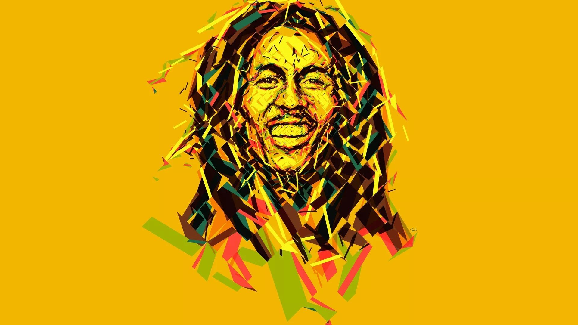 Bob Marley full wallpaper