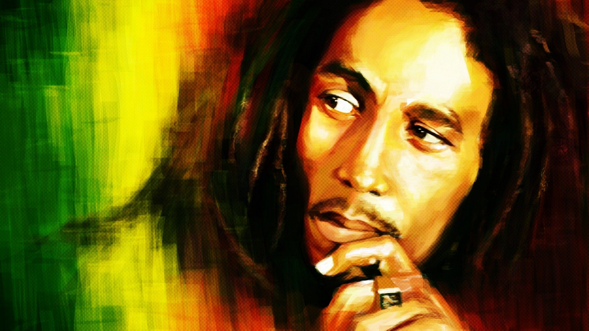 Bob Marley HD Wallpaper