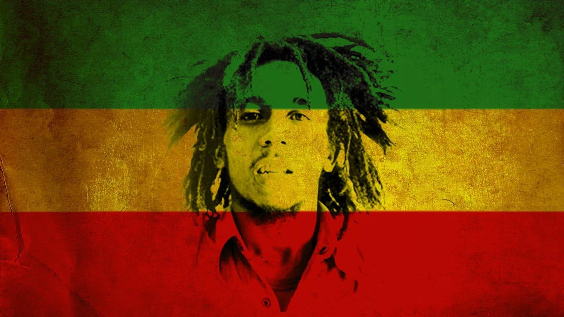 Bob Marley Wallpaper Image