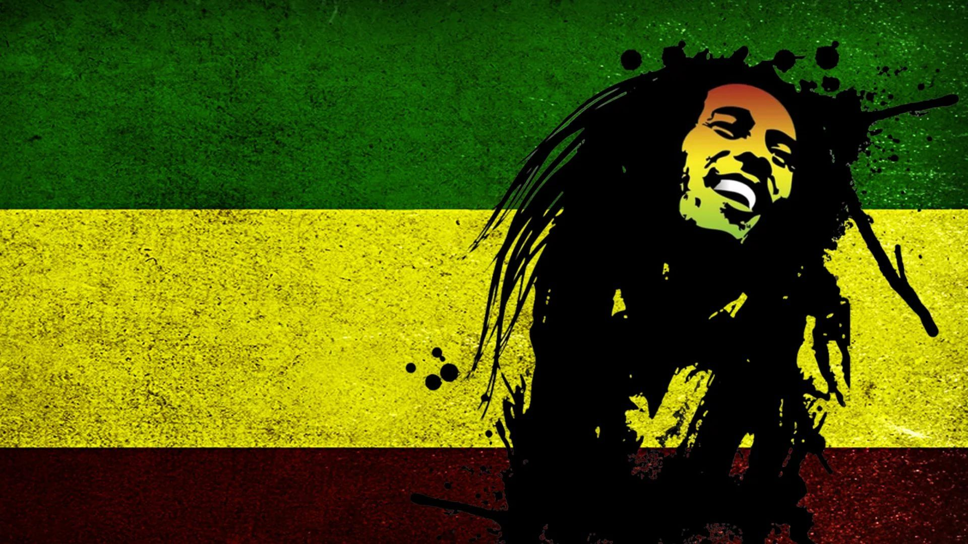 Bob Marley Background Wallpaper