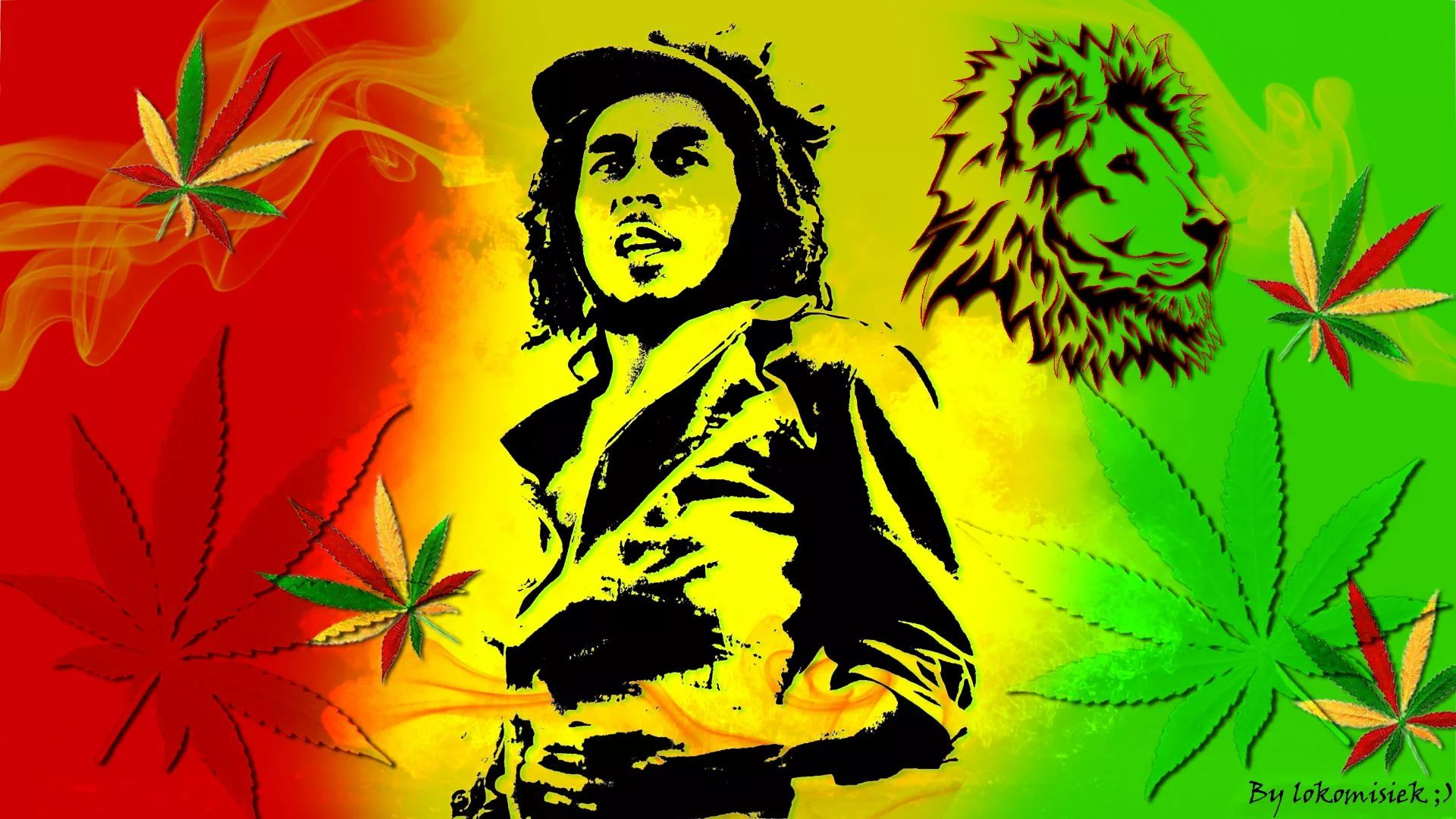 Bob Marley full hd wallpaper for laptop