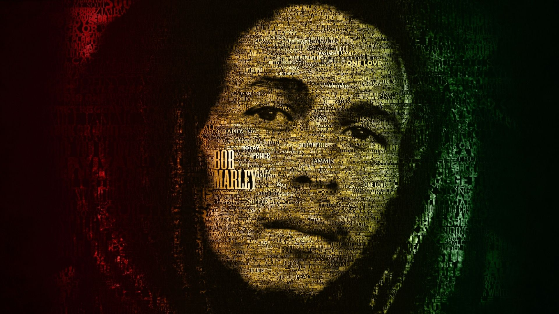 Bob Marley Desktop Wallpaper