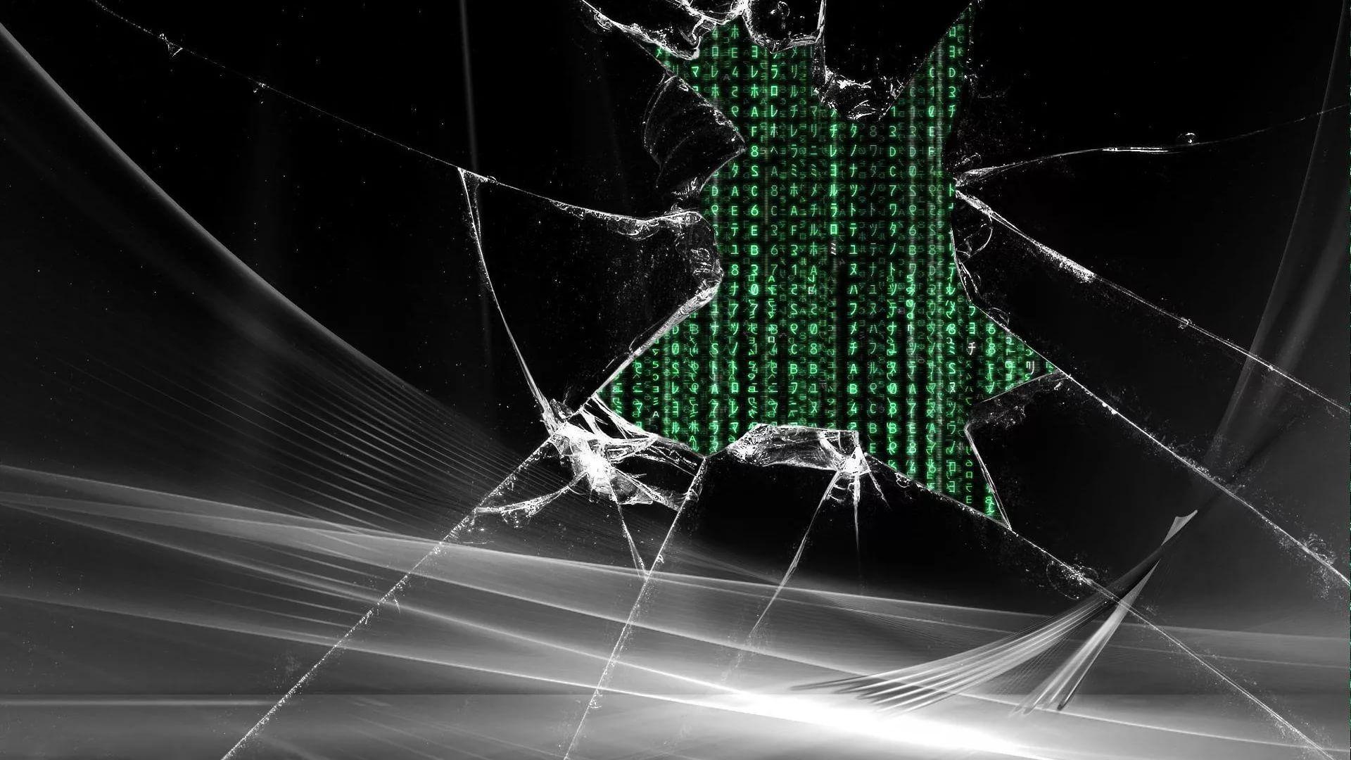 Broken Screen download nice wallpaper