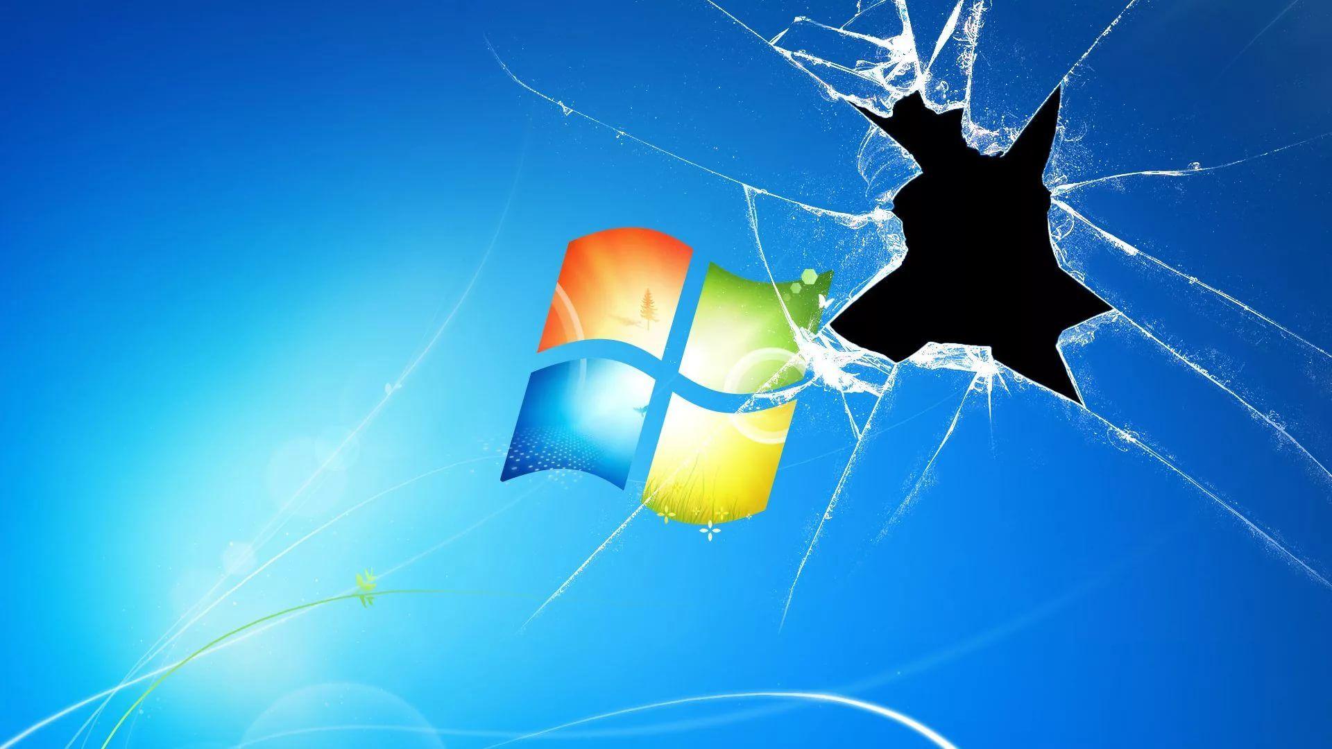 Broken Screen wallpaper image hd