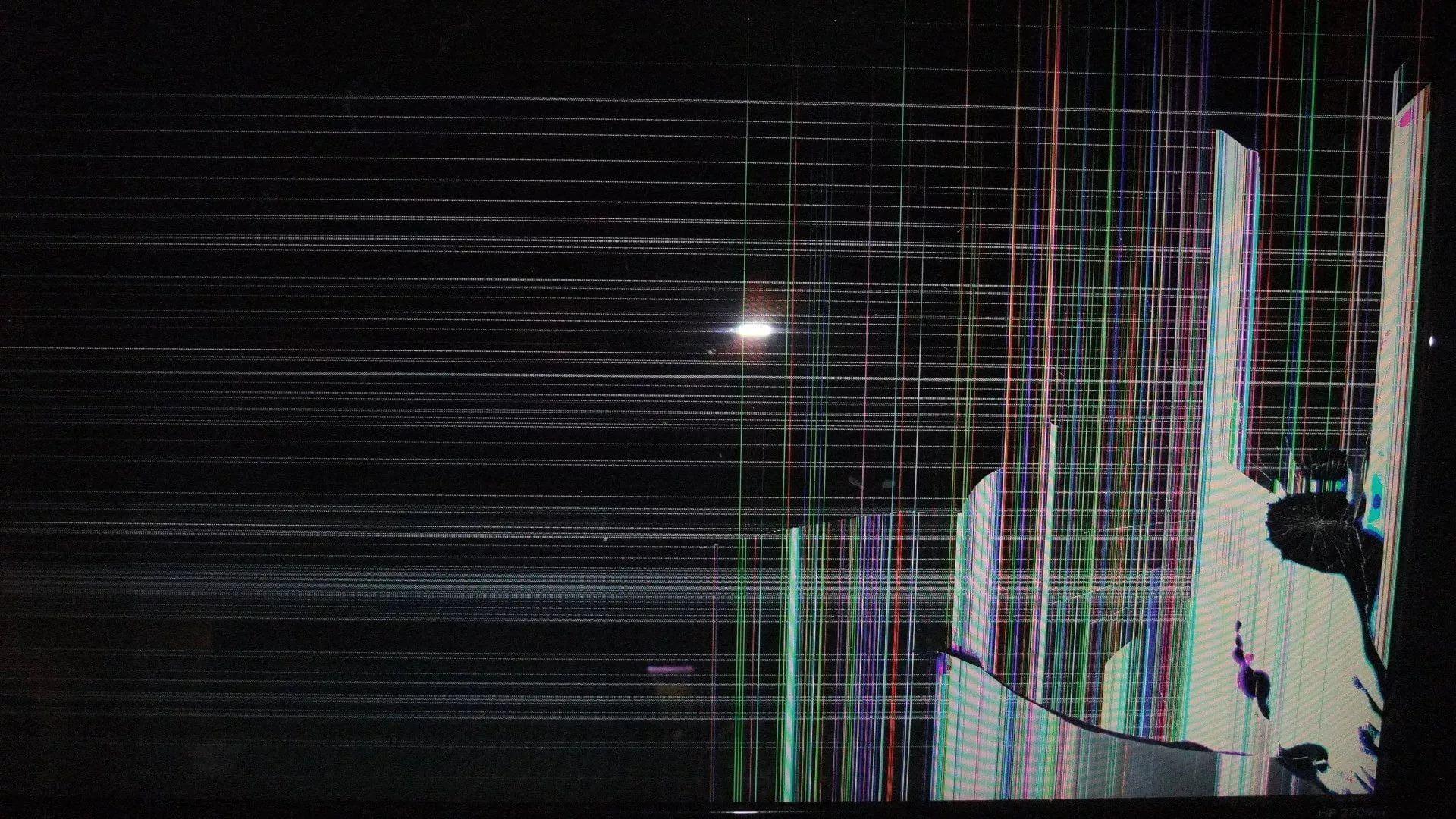 Broken Screen desktop wallpaper download